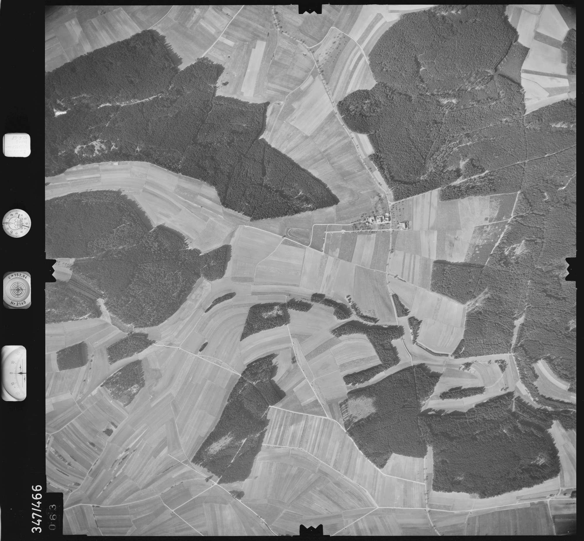 Luftbild: Film 43 Bildnr. 63, Bild 1