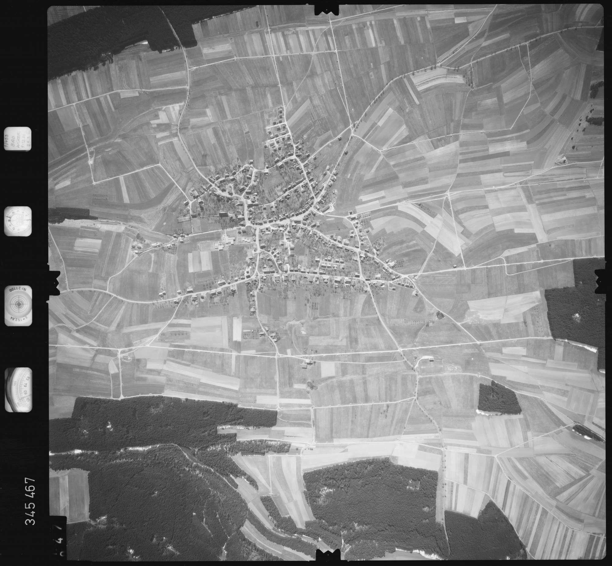 Luftbild: Film 44 Bildnr. 47, Bild 1