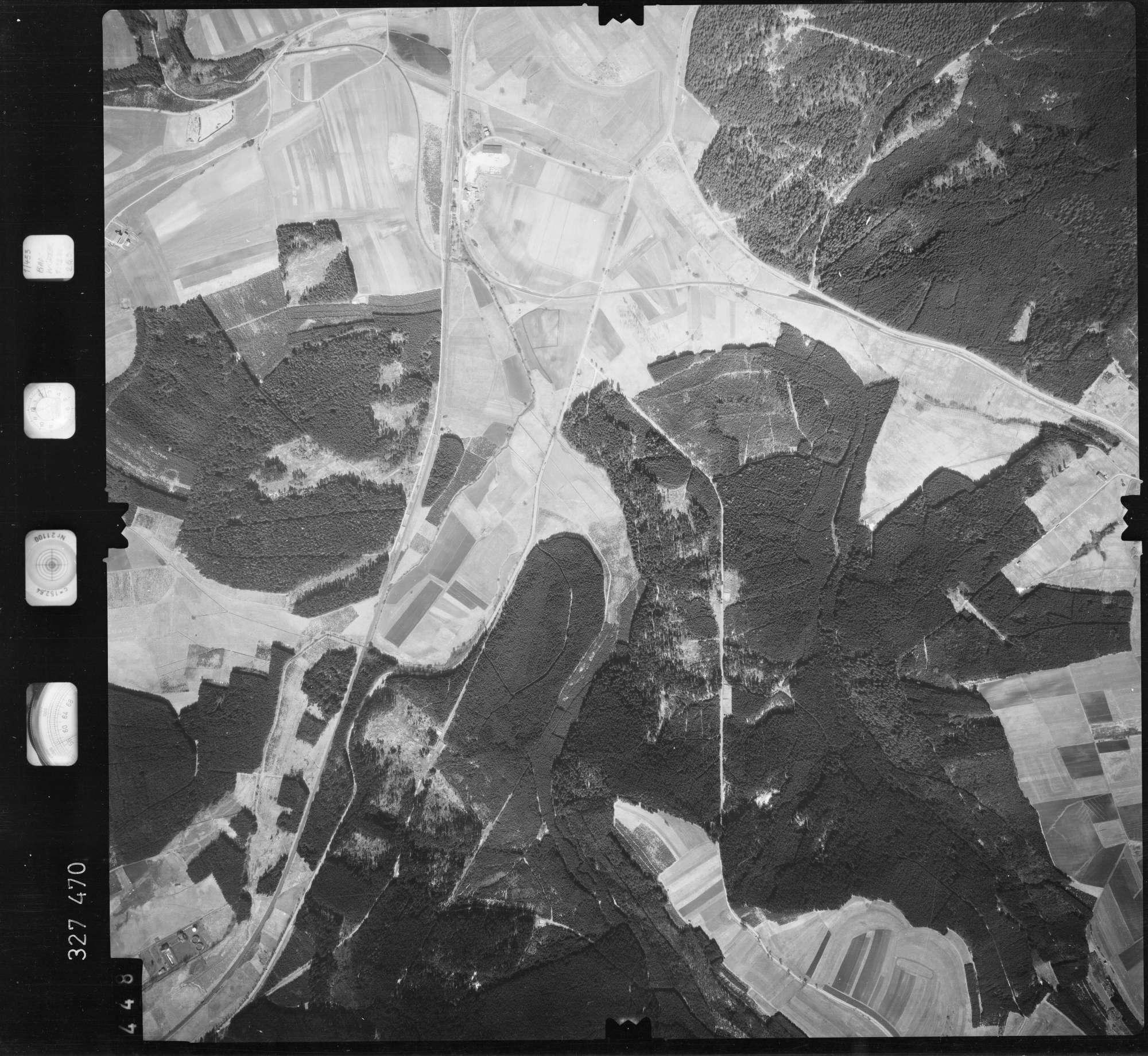 Luftbild: Film 52 Bildnr. 448, Bild 1
