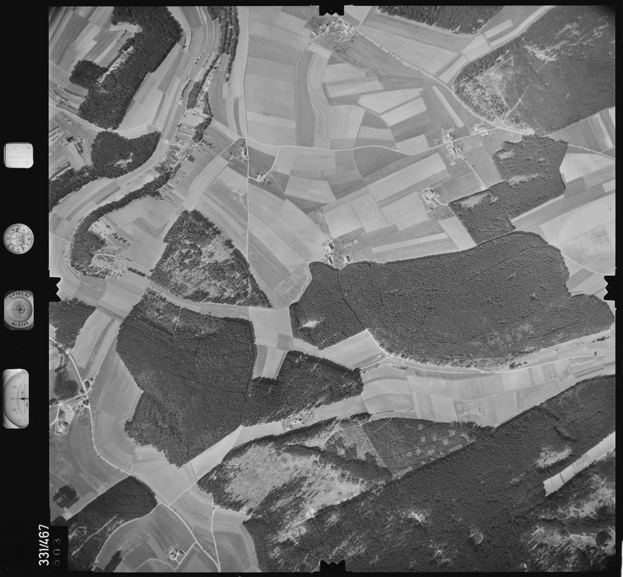 Luftbild: Film 89 Bildnr. 503, Bild 1