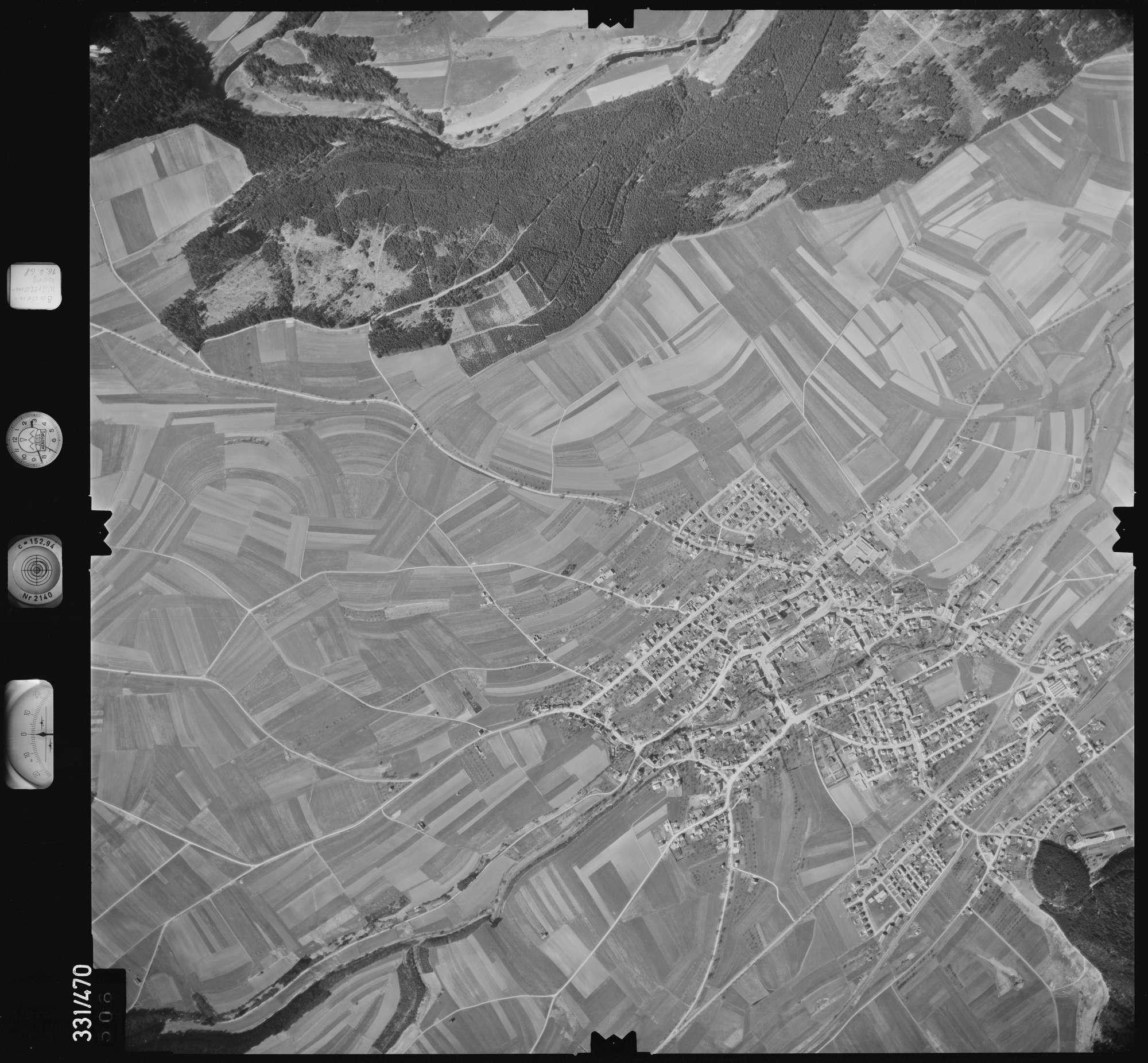 Luftbild: Film 89 Bildnr. 506, Bild 1