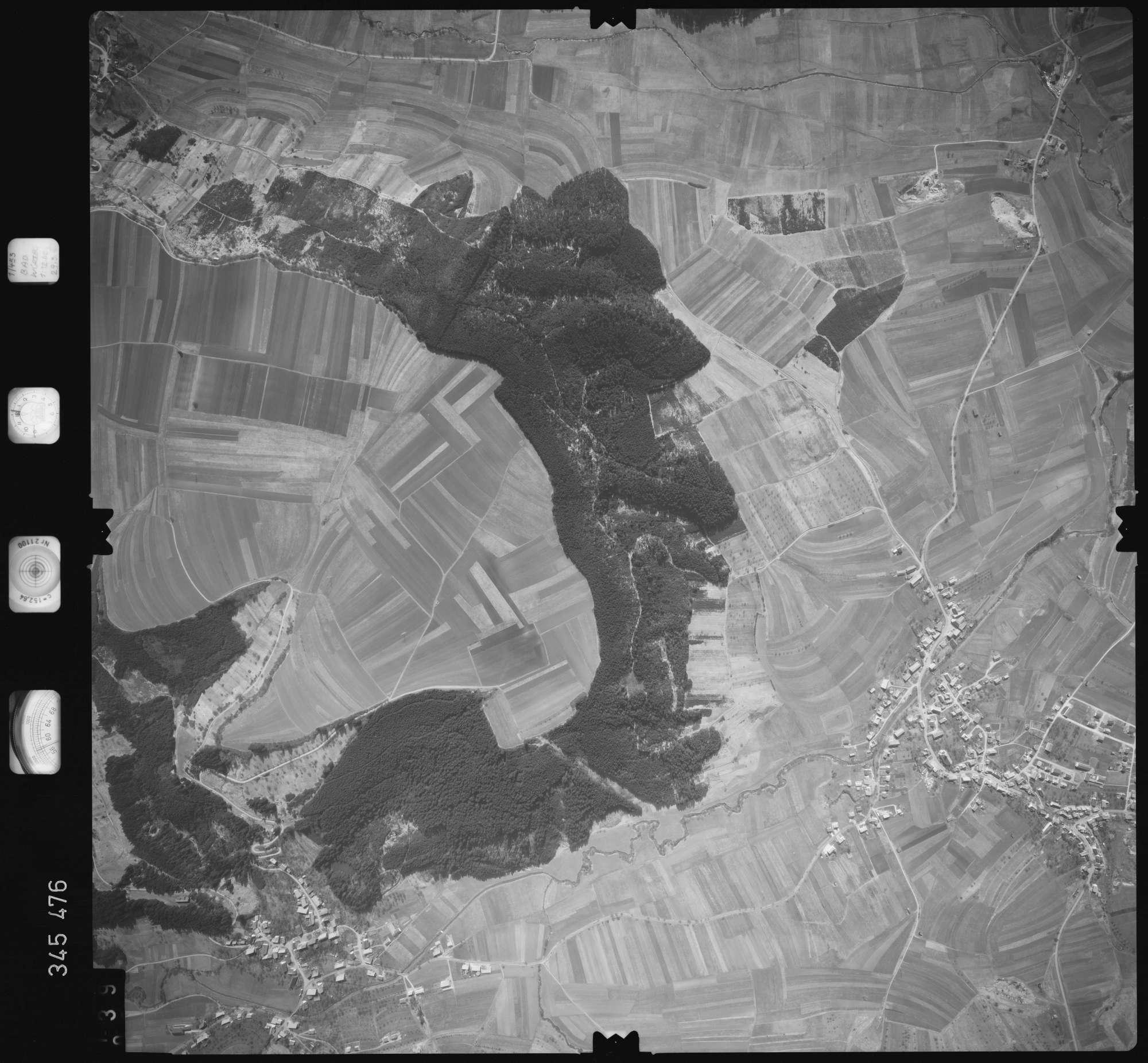 Luftbild: Film 44 Bildnr. 39, Bild 1
