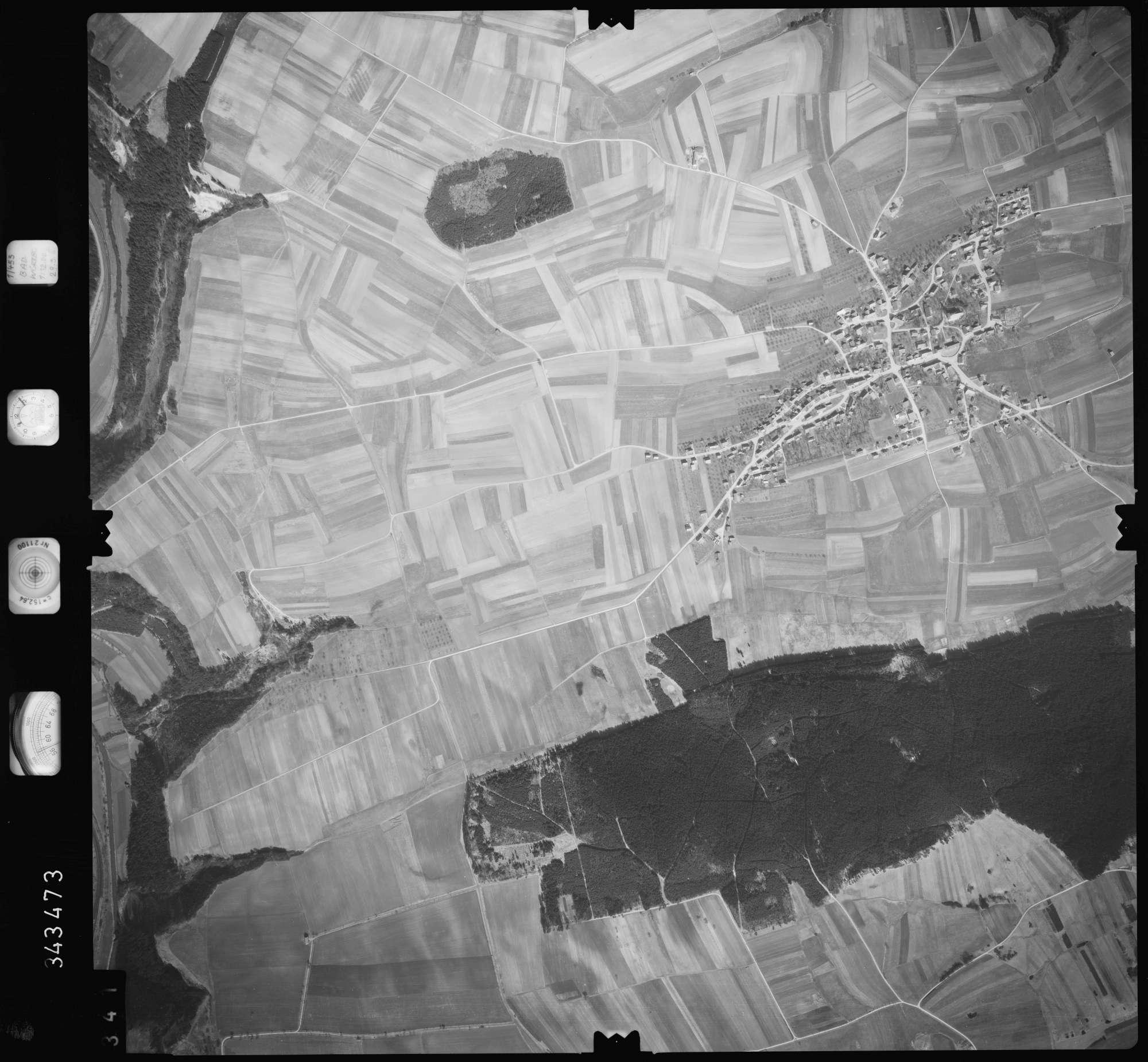 Luftbild: Film 46 Bildnr. 341, Bild 1