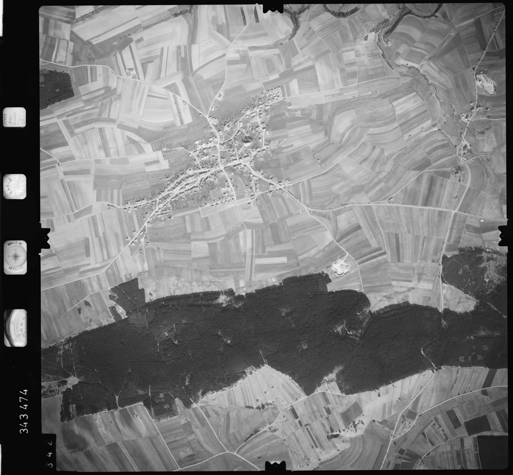 Luftbild: Film 46 Bildnr. 342, Bild 1