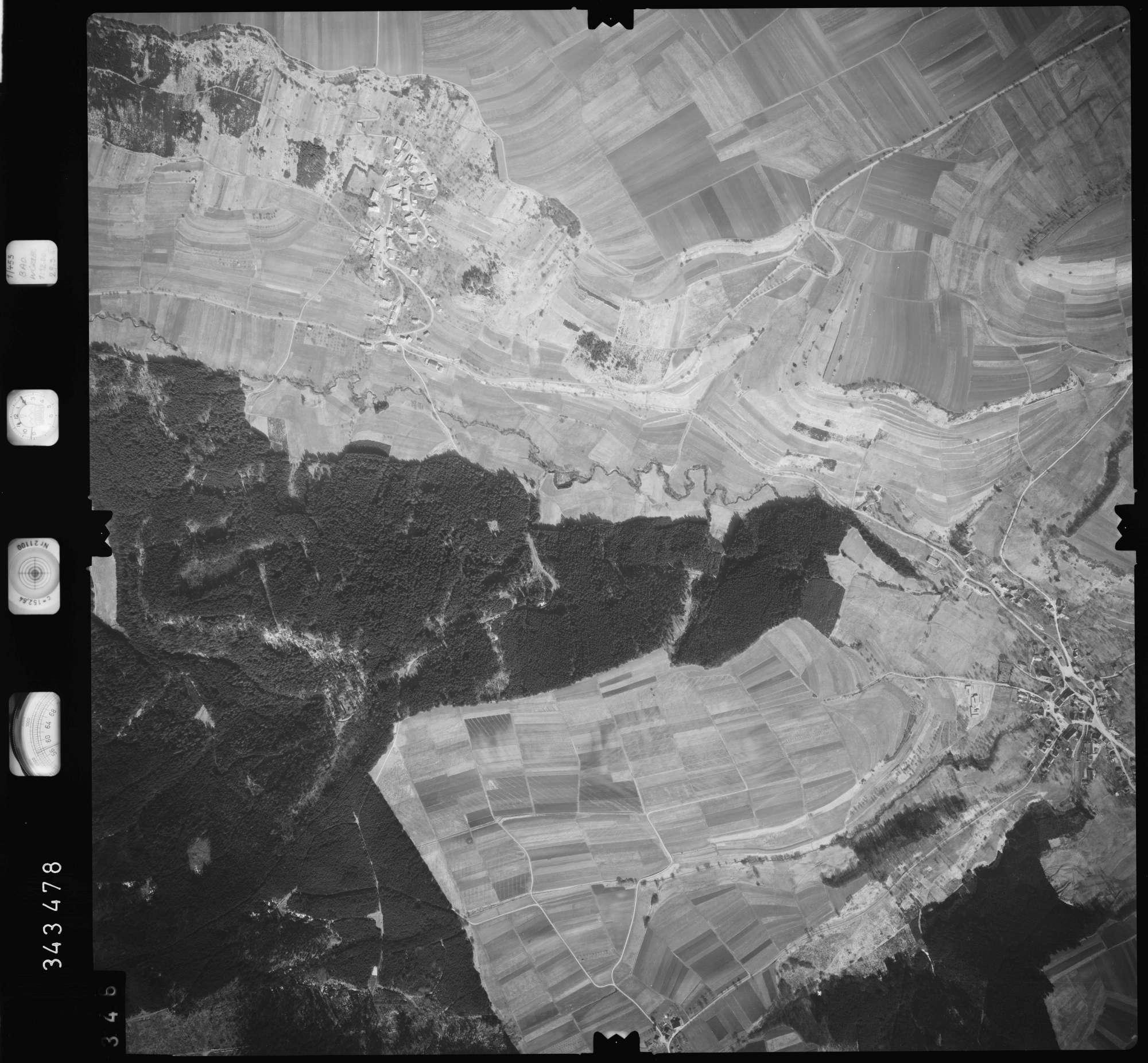 Luftbild: Film 46 Bildnr. 346, Bild 1