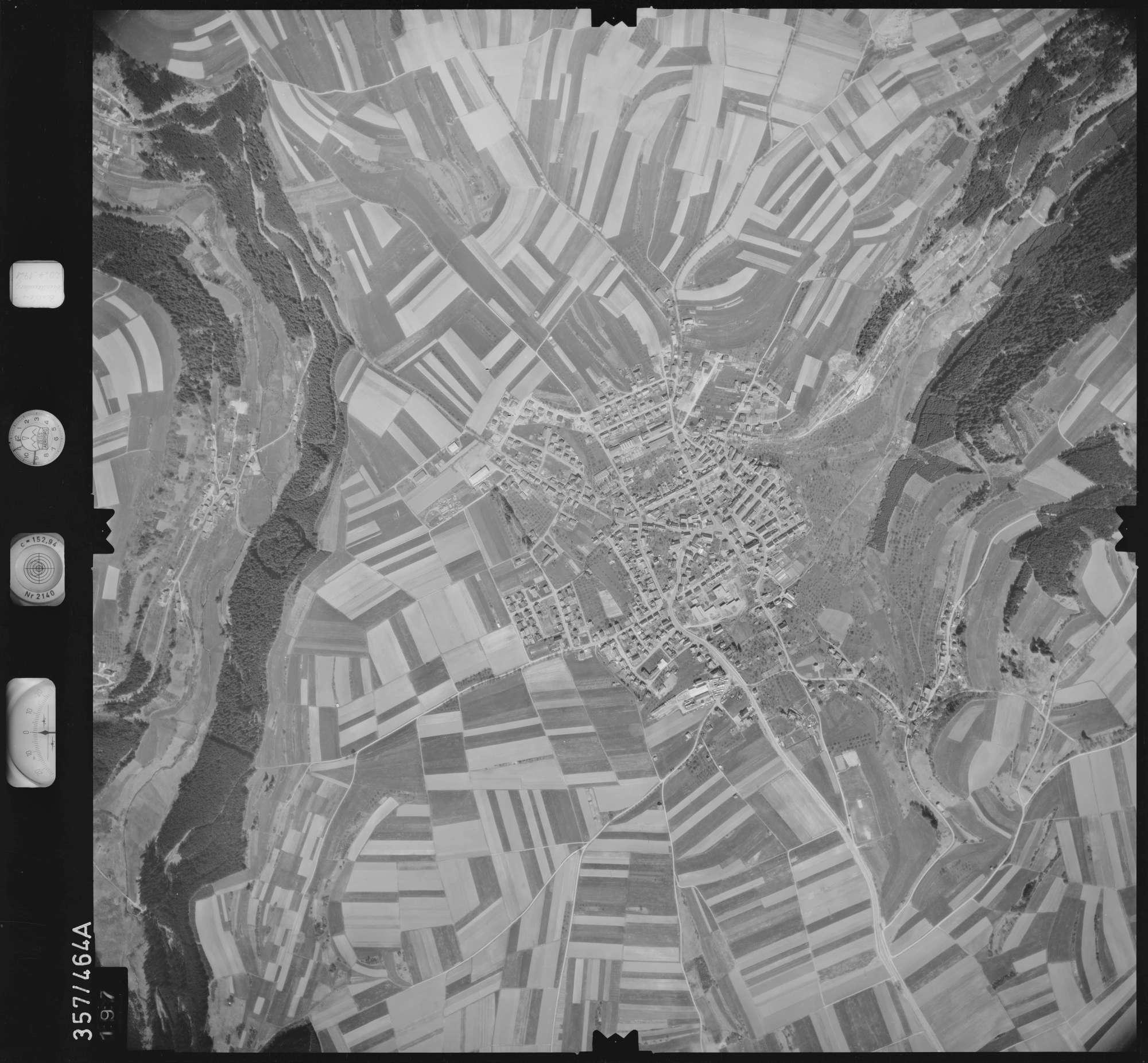 Luftbild: Film 11 Bildnr. 197, Bild 1