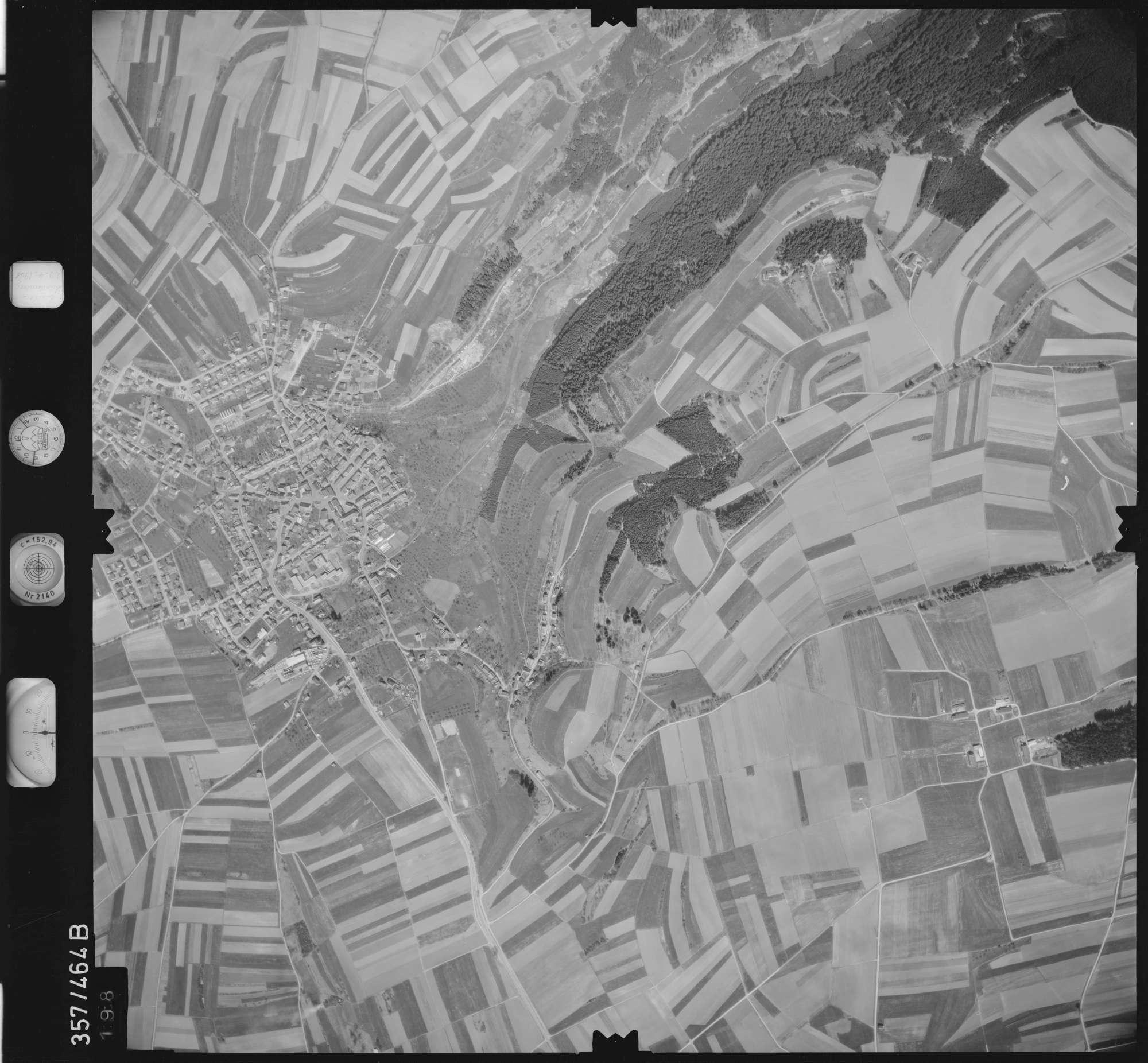 Luftbild: Film 11 Bildnr. 198, Bild 1