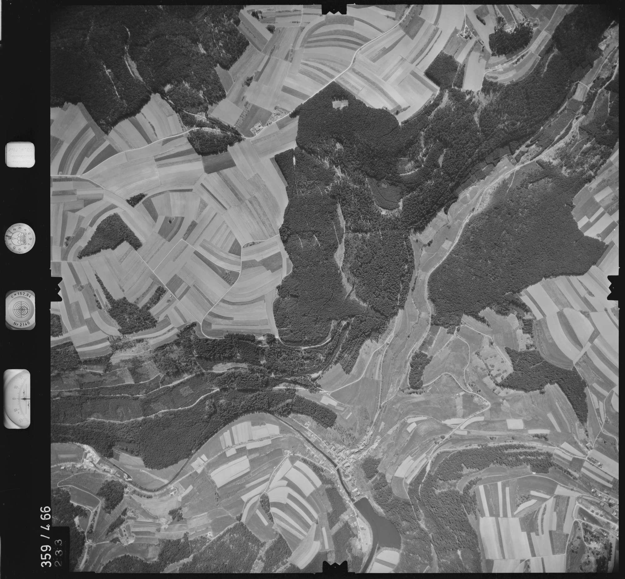 Luftbild: Film 11 Bildnr. 233, Bild 1