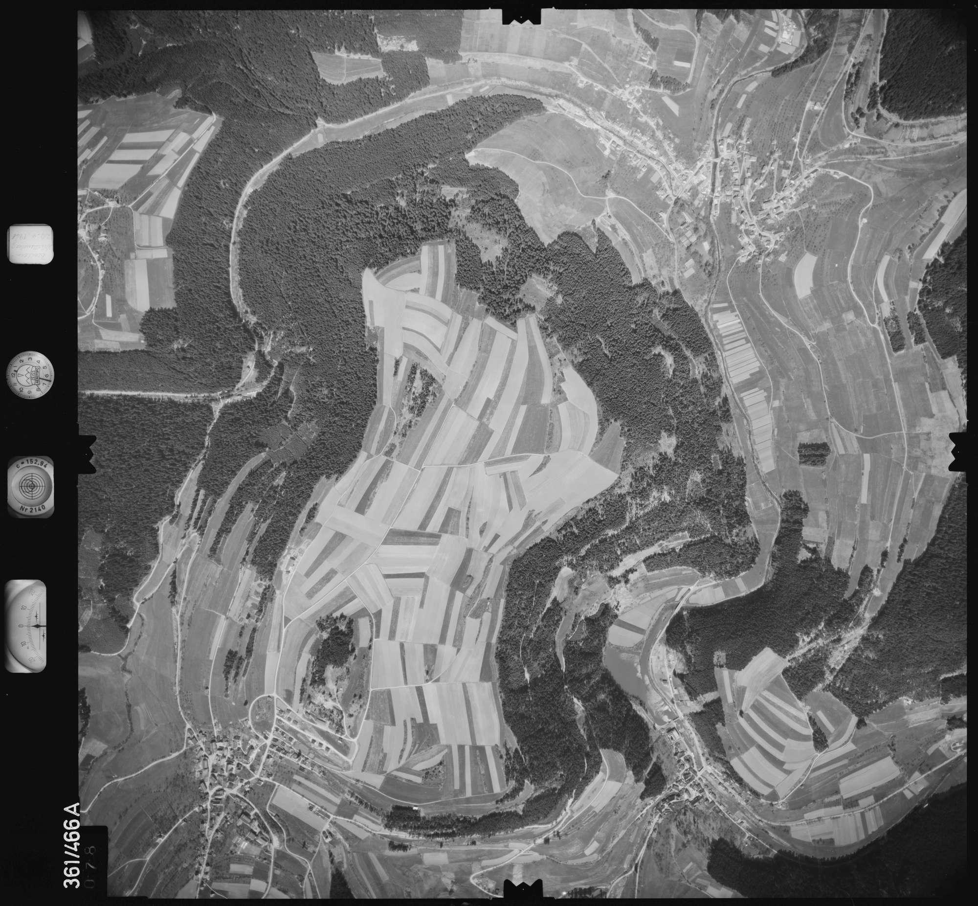 Luftbild: Film 15 Bildnr. 78, Bild 1