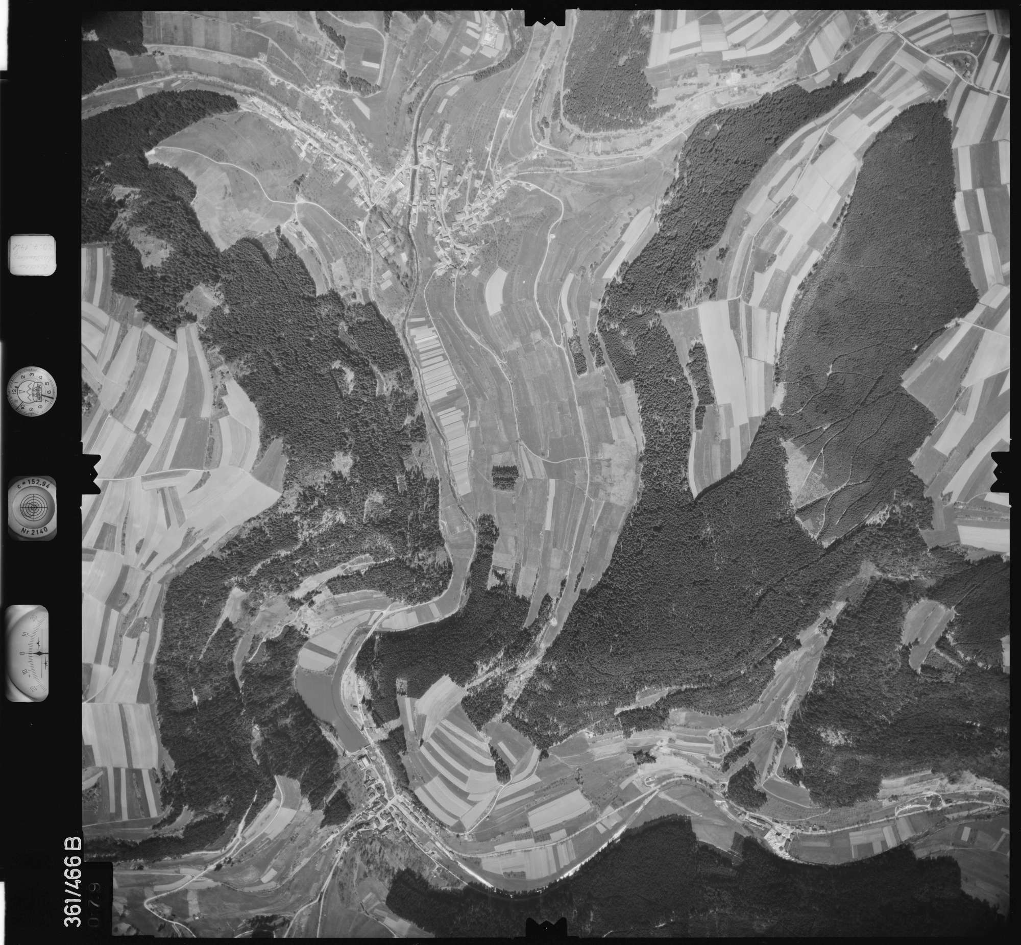 Luftbild: Film 15 Bildnr. 79, Bild 1