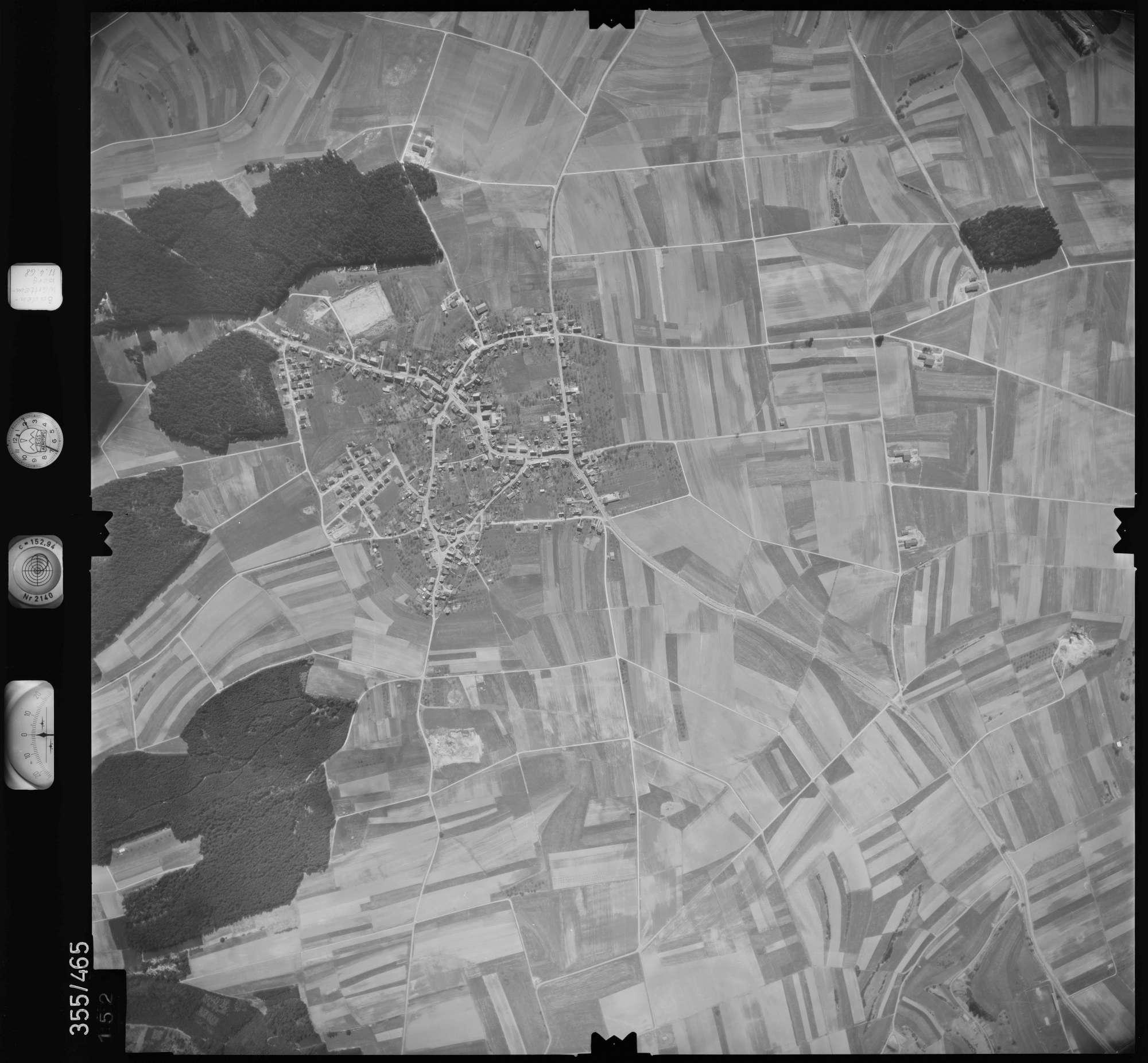 Luftbild: Film 37 Bildnr. 152, Bild 1