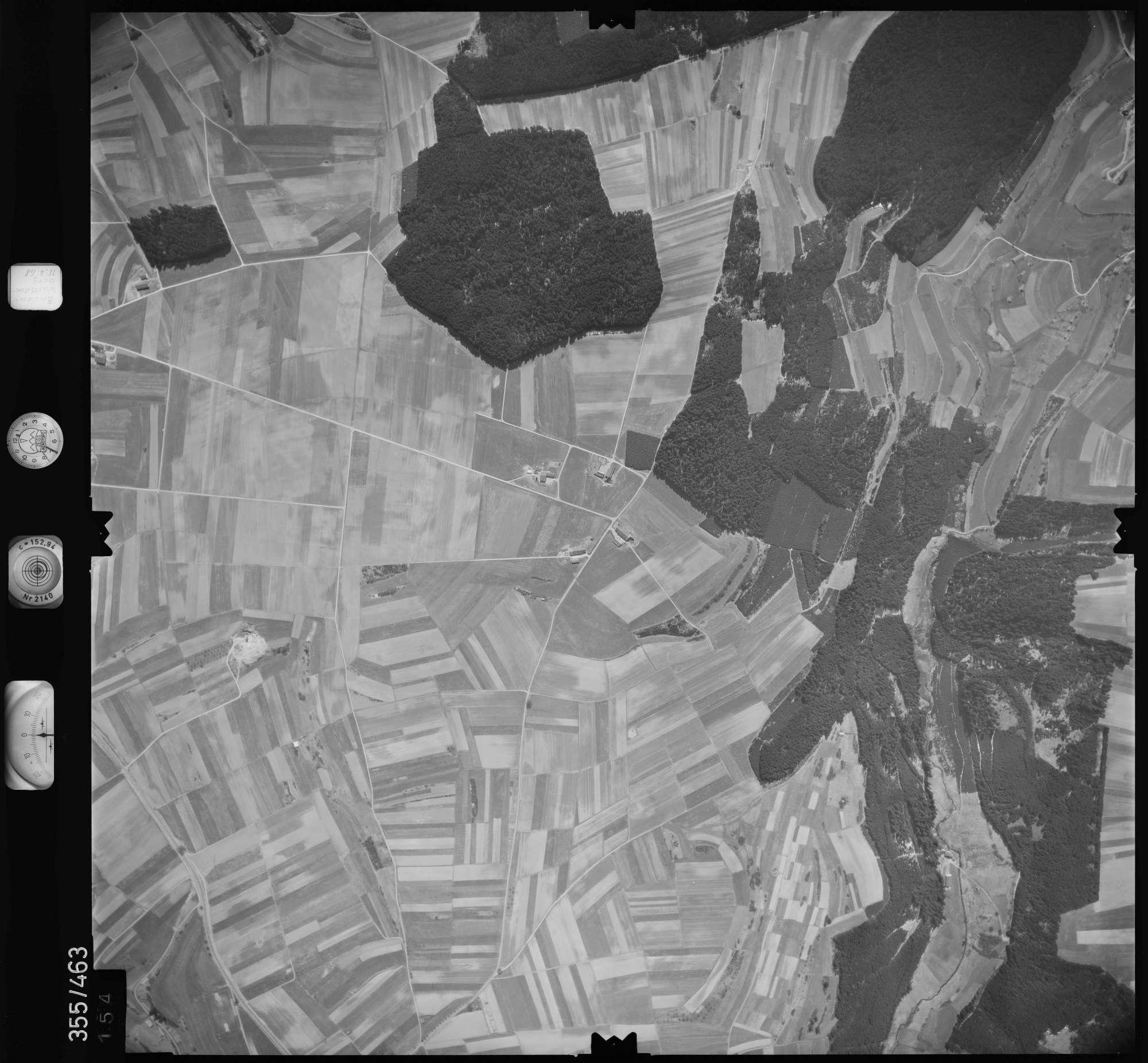 Luftbild: Film 37 Bildnr. 154, Bild 1