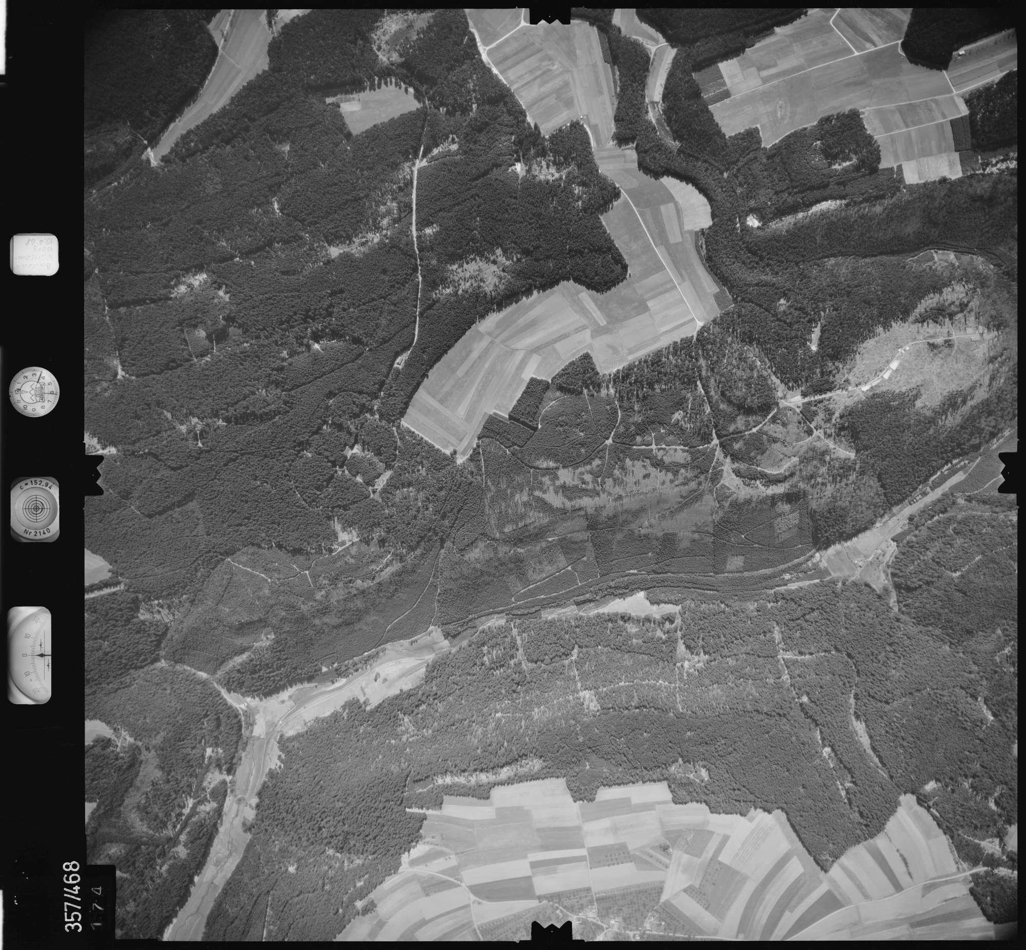 Luftbild: Film 38 Bildnr. 174, Bild 1