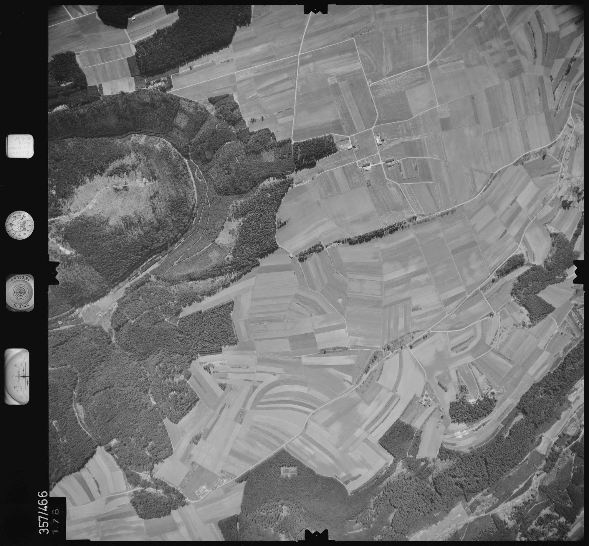 Luftbild: Film 38 Bildnr. 176, Bild 1
