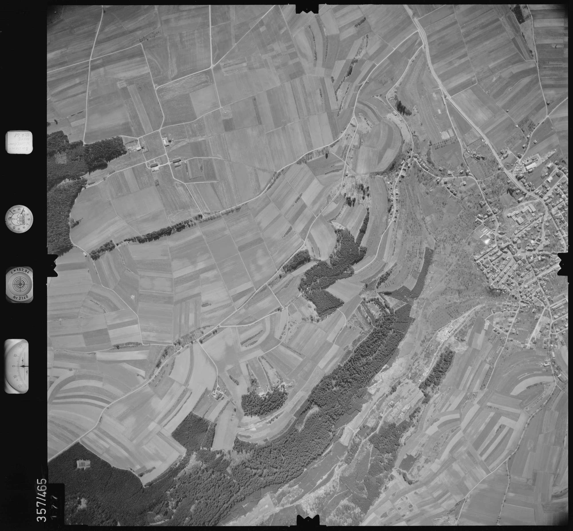 Luftbild: Film 38 Bildnr. 177, Bild 1