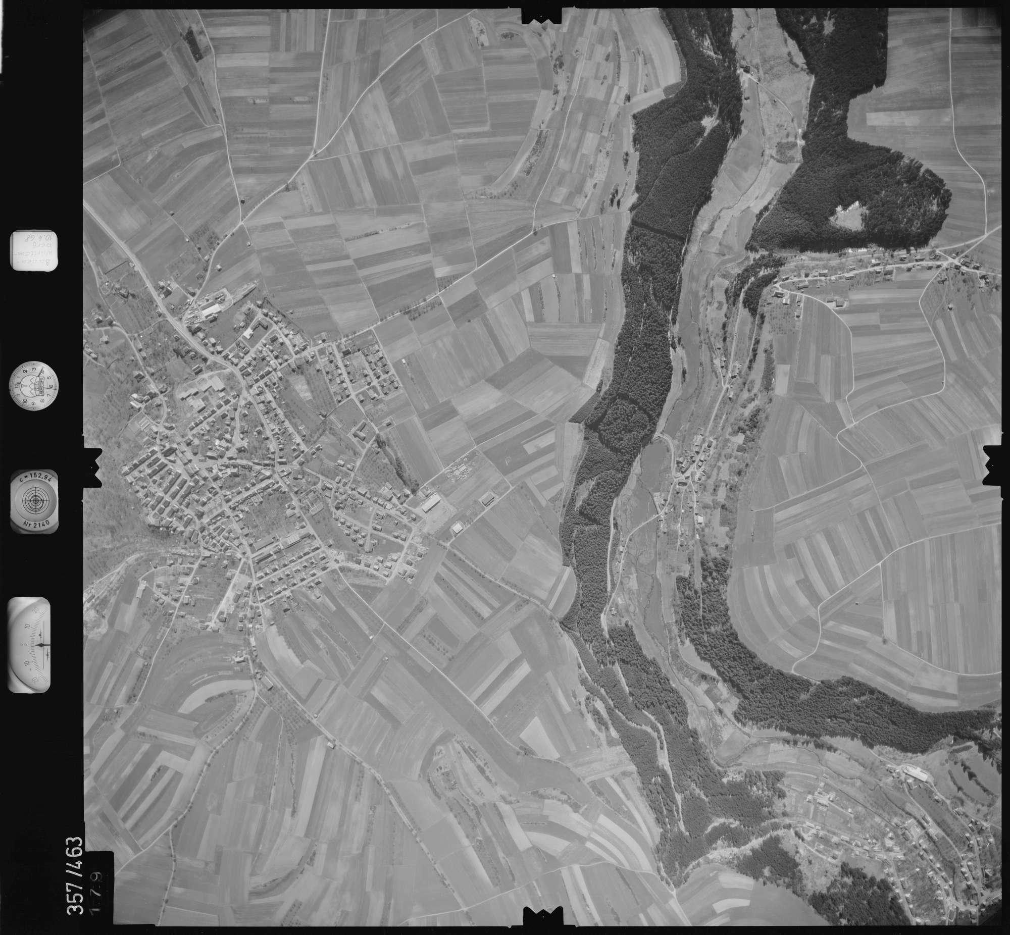 Luftbild: Film 38 Bildnr. 179, Bild 1