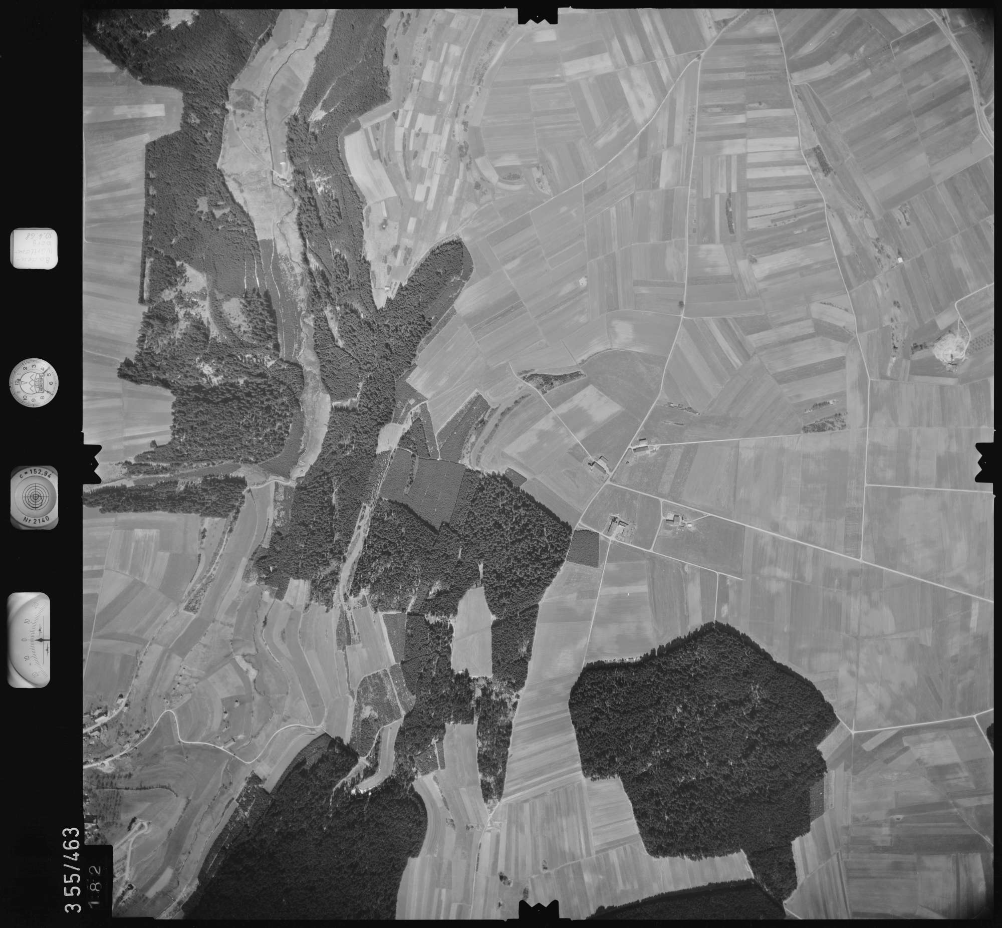Luftbild: Film 38 Bildnr. 182, Bild 1