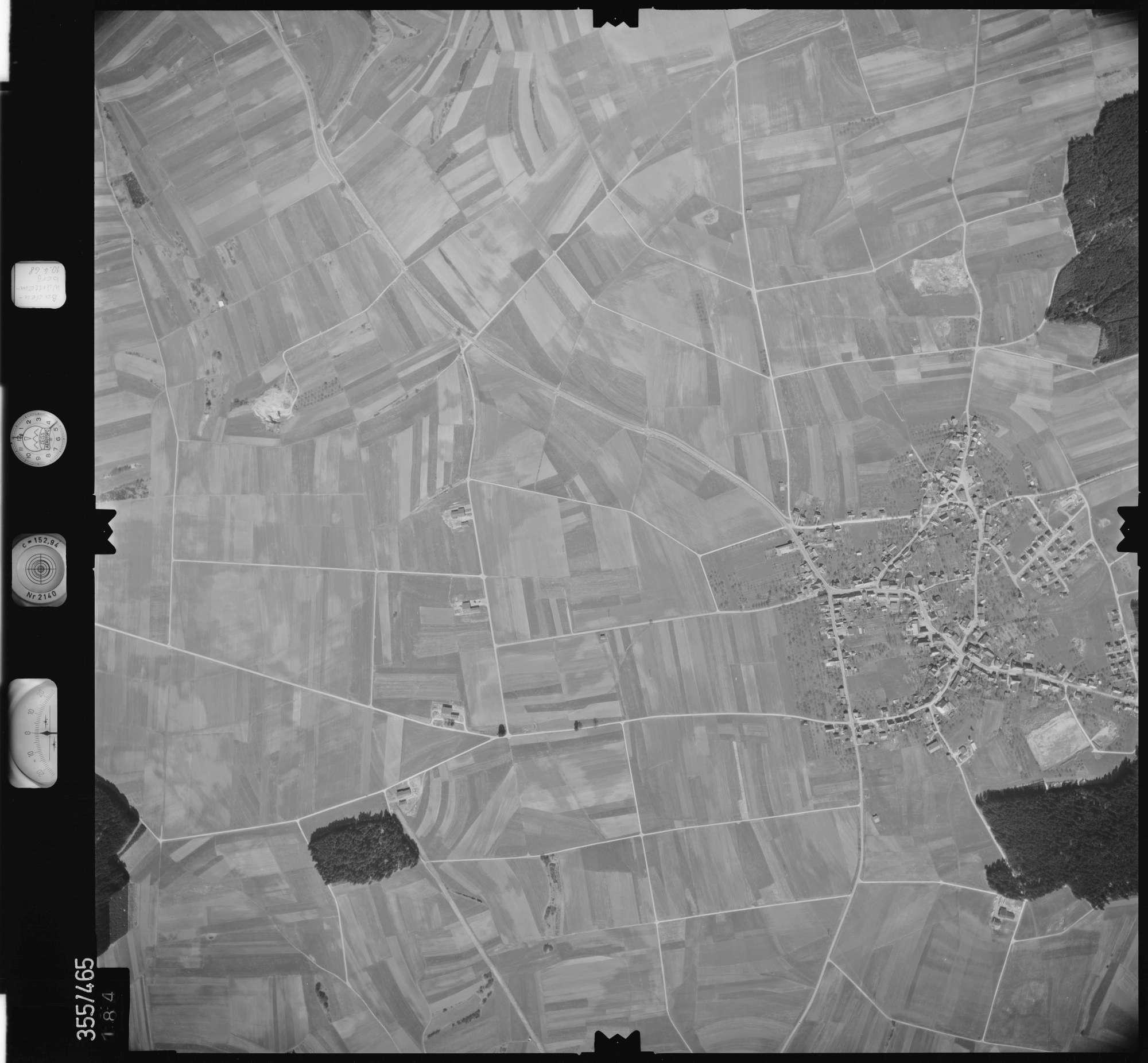Luftbild: Film 38 Bildnr. 184, Bild 1