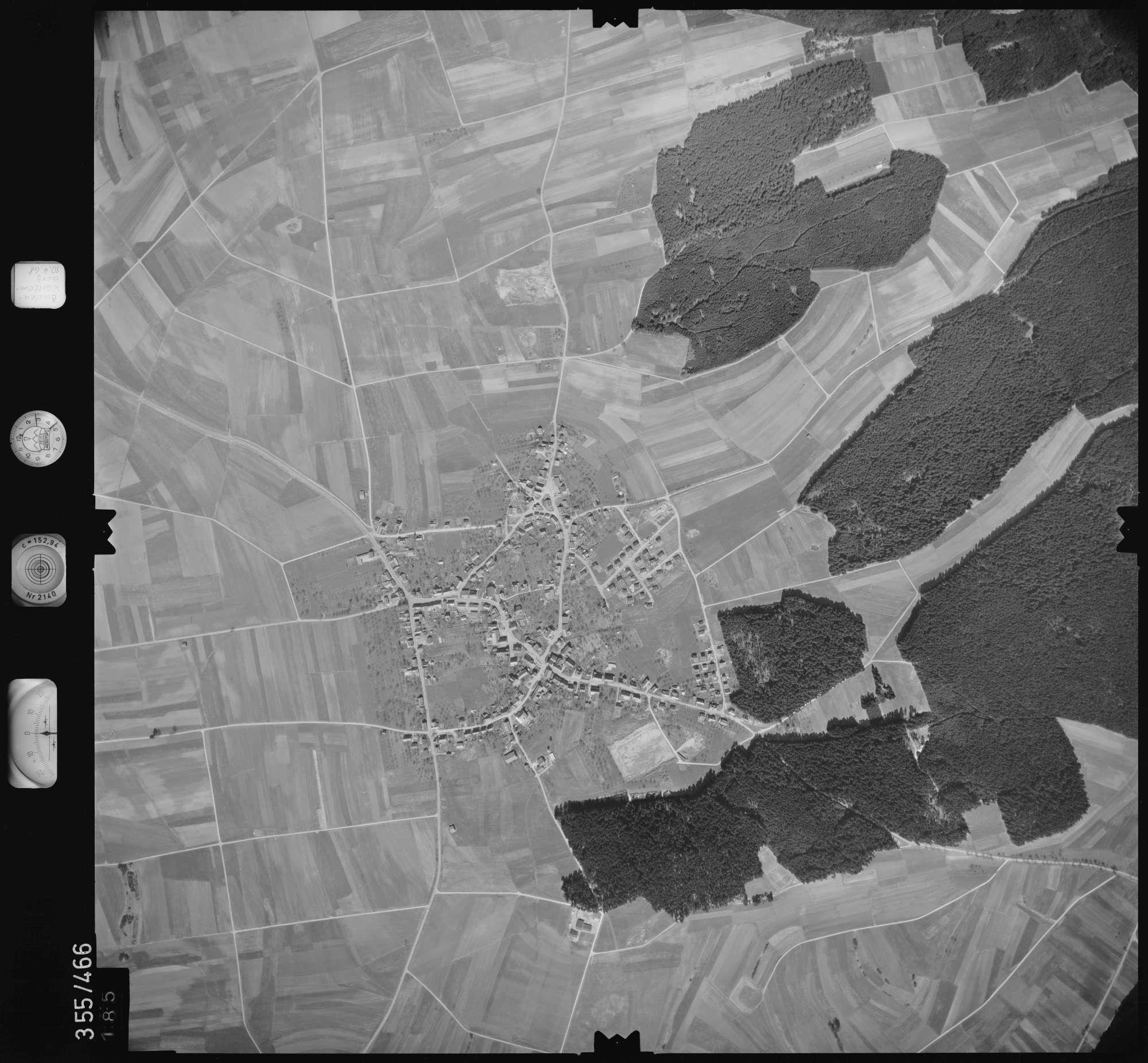 Luftbild: Film 38 Bildnr. 185, Bild 1