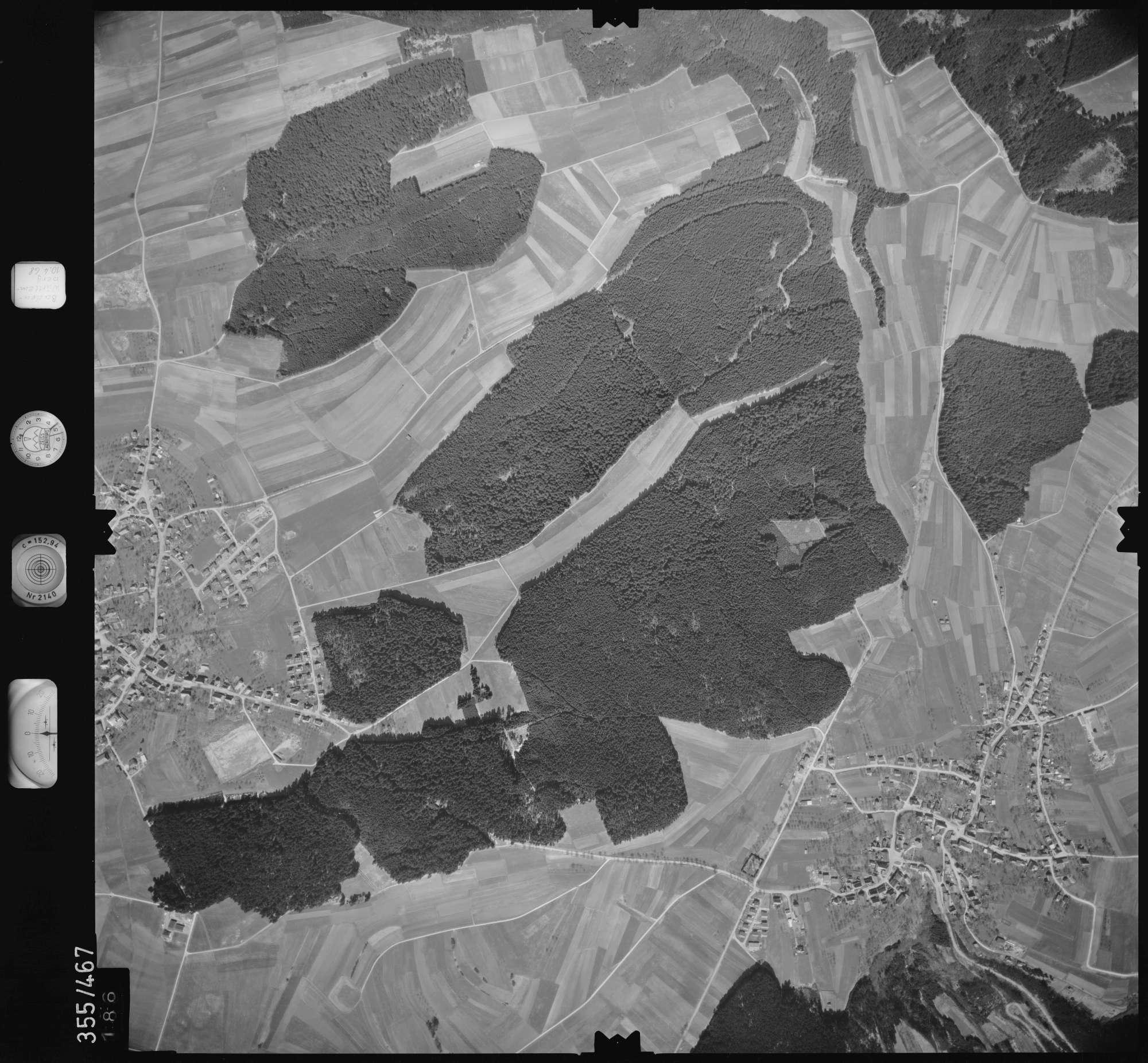 Luftbild: Film 38 Bildnr. 186, Bild 1