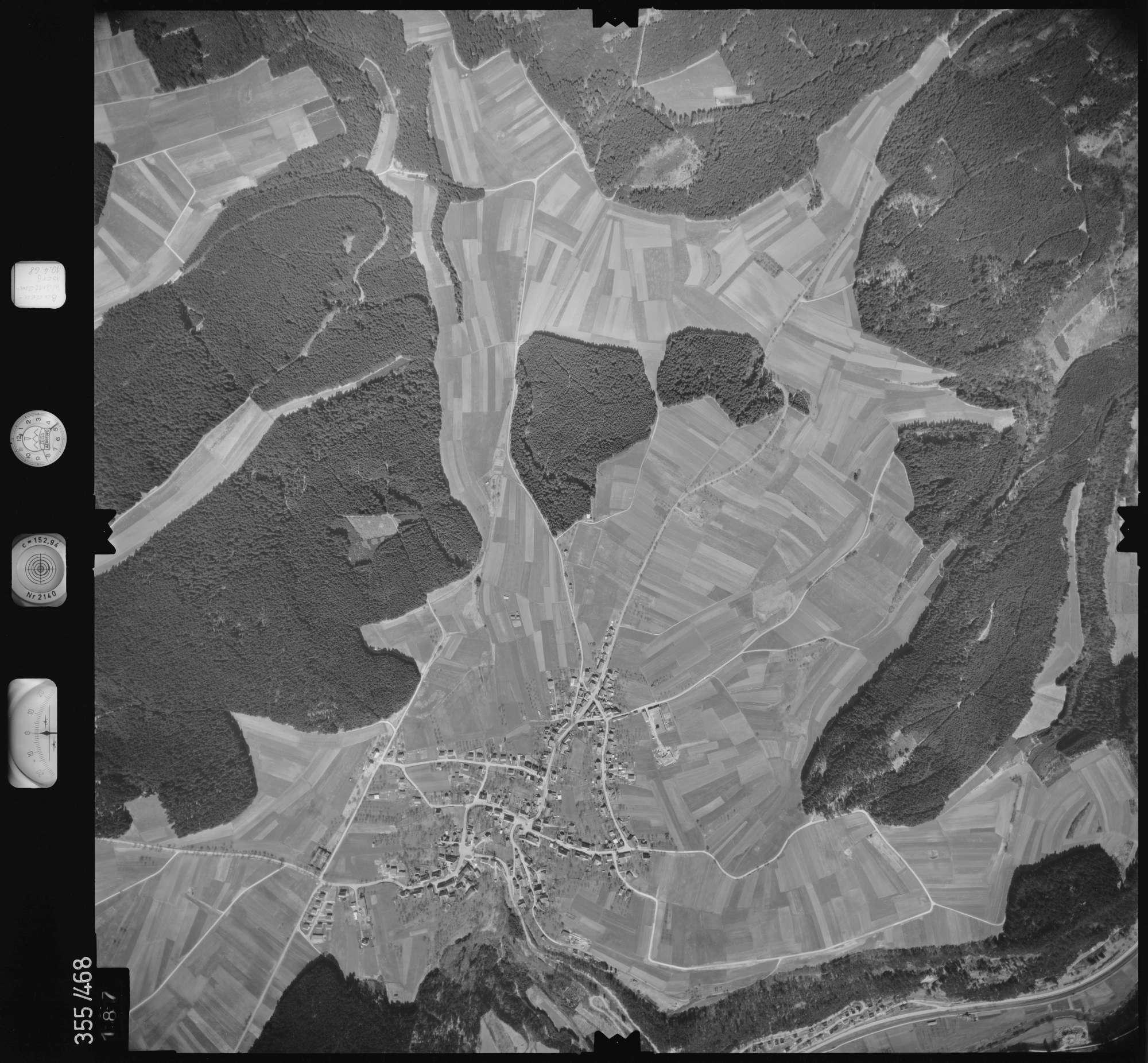 Luftbild: Film 38 Bildnr. 187, Bild 1
