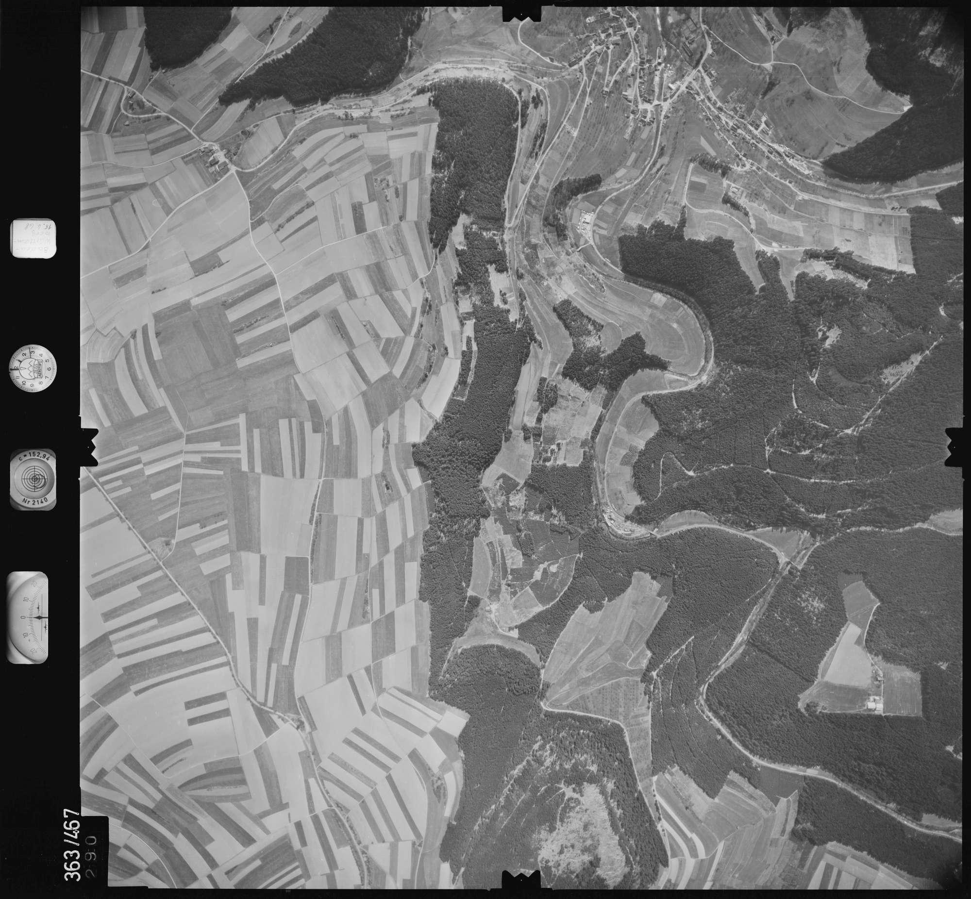 Luftbild: Film 45 Bildnr. 290, Bild 1
