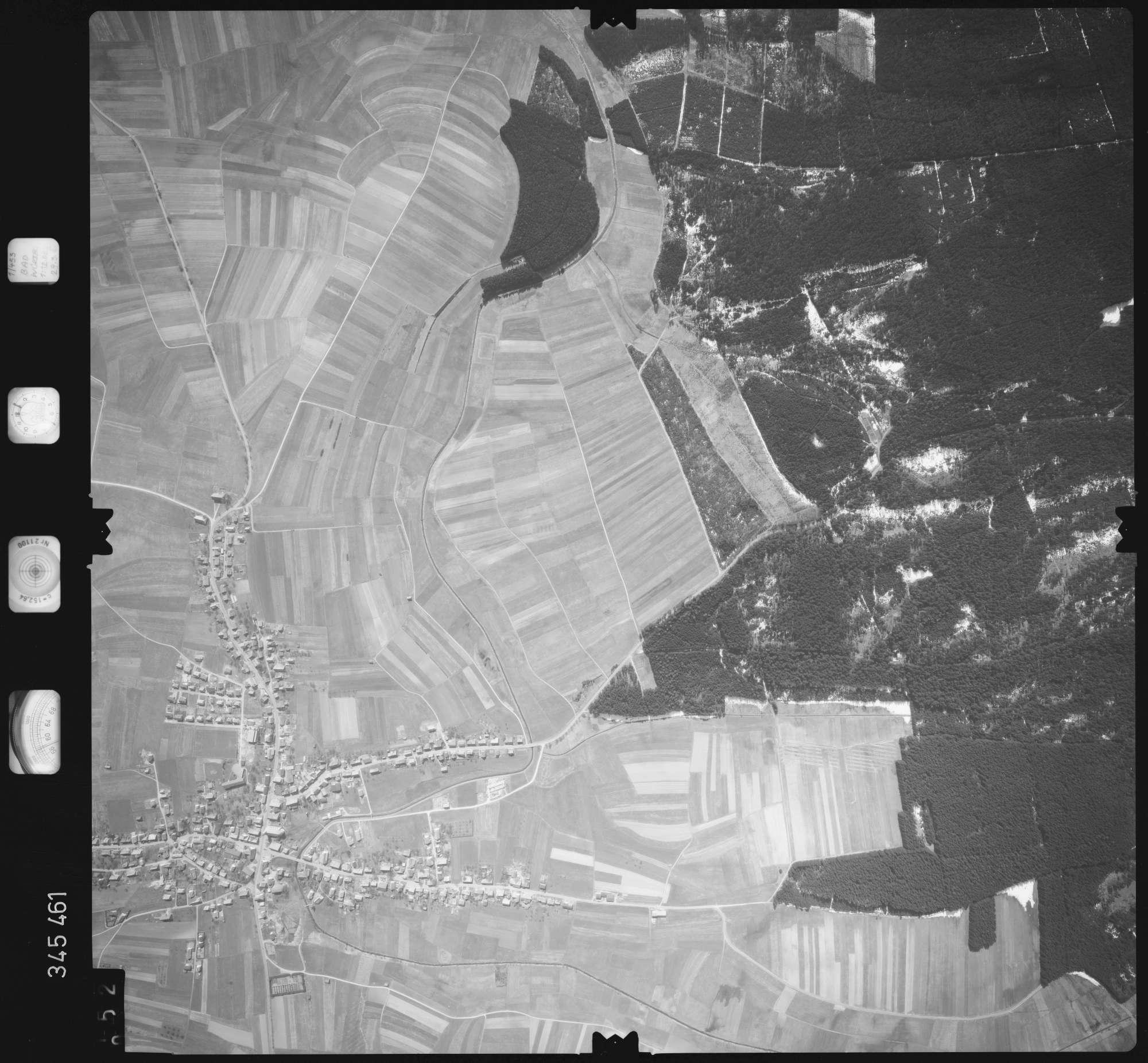 Luftbild: Film 44 Bildnr. 52, Bild 1