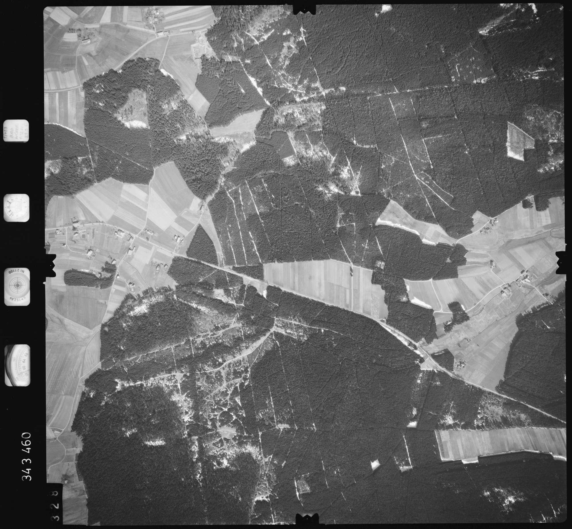 Luftbild: Film 46 Bildnr. 328, Bild 1