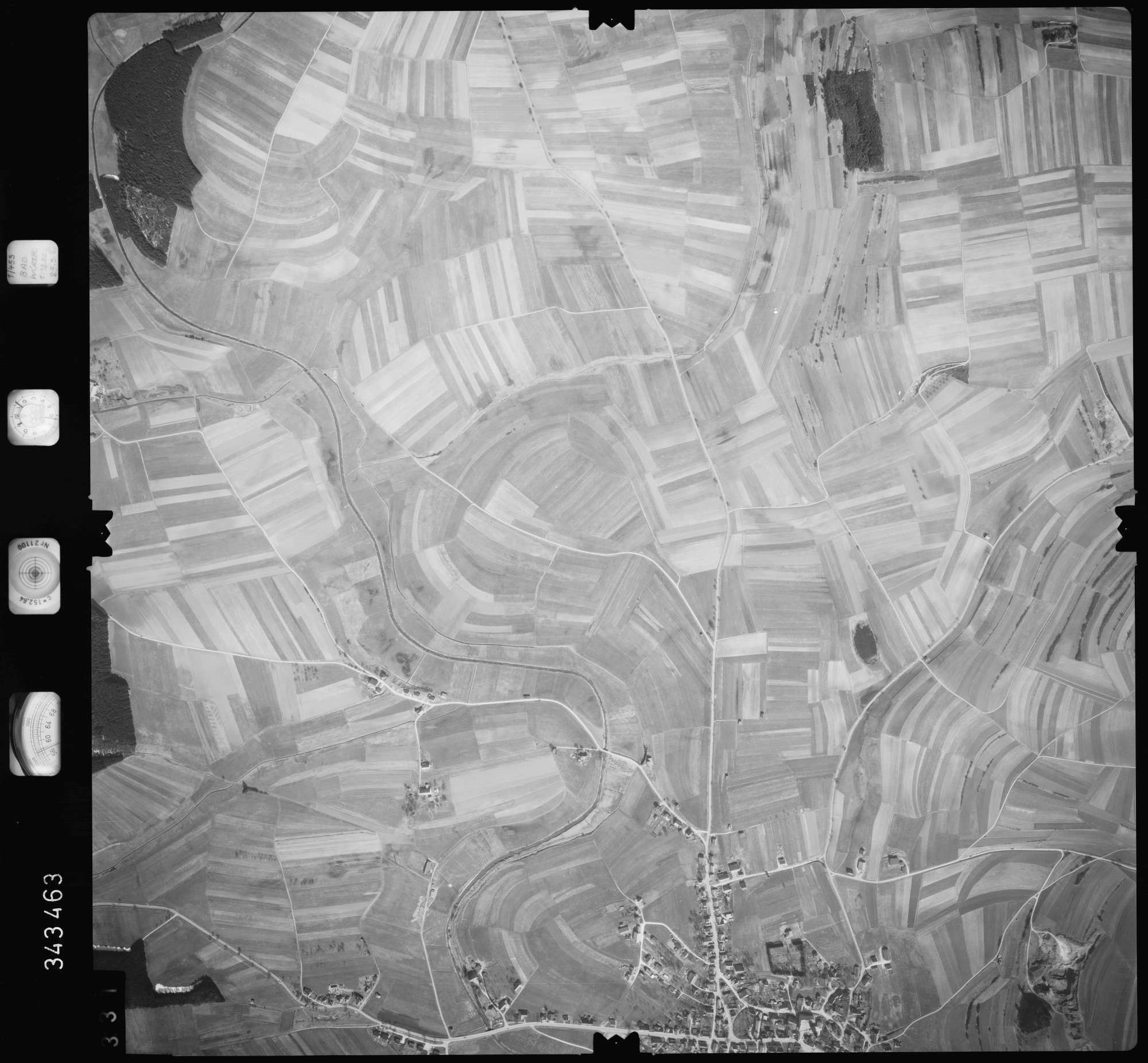 Luftbild: Film 46 Bildnr. 331, Bild 1