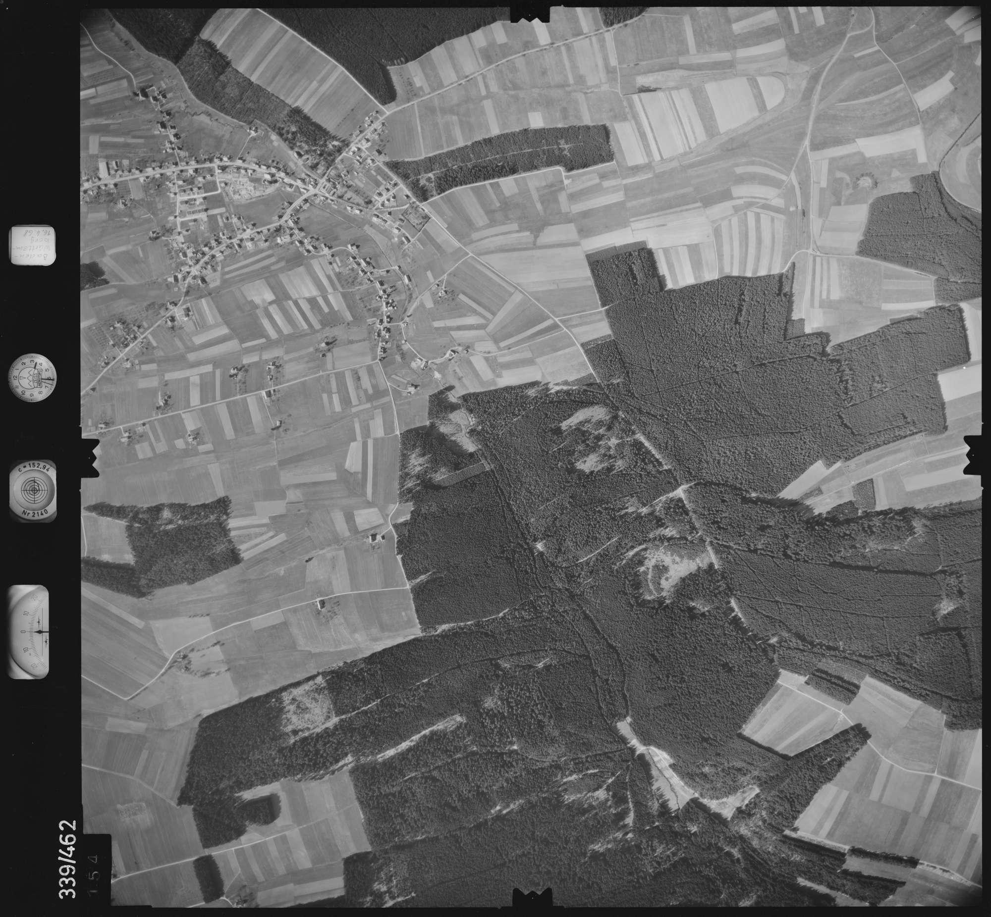 Luftbild: Film 49 Bildnr. 154, Bild 1
