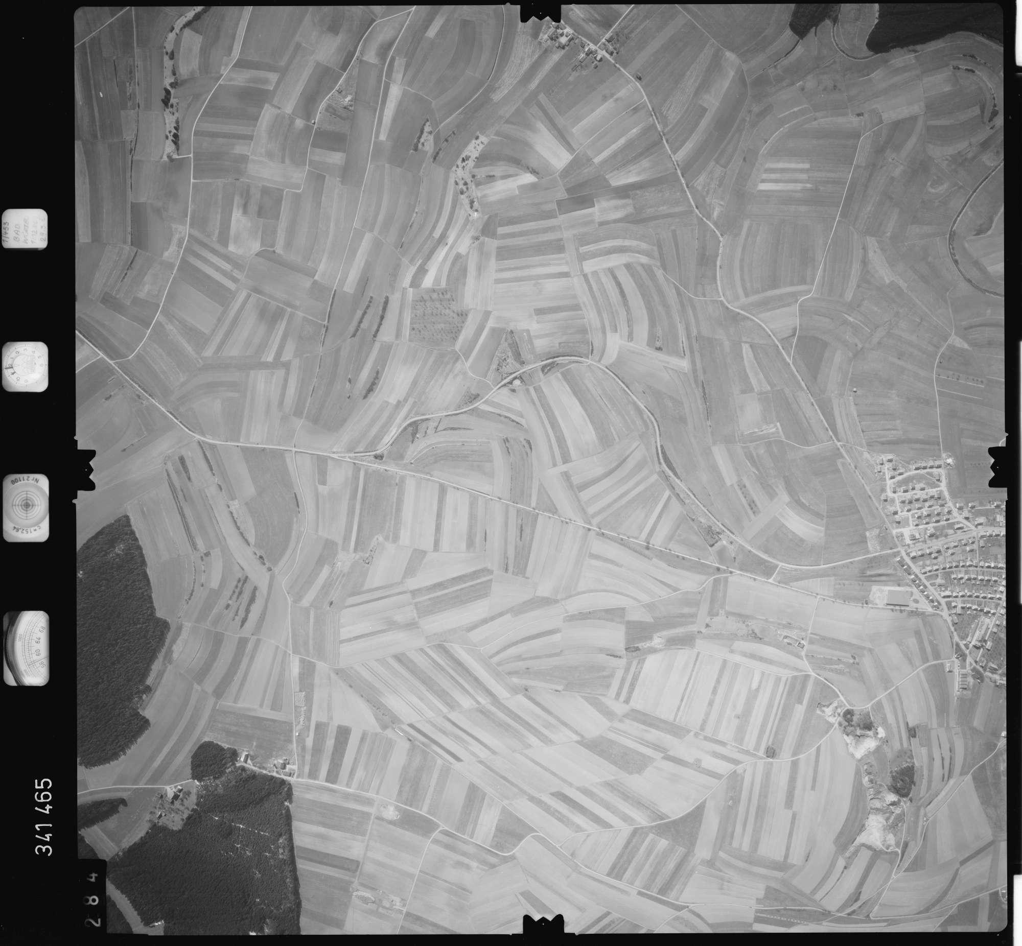 Luftbild: Film 50 Bildnr. 284, Bild 1