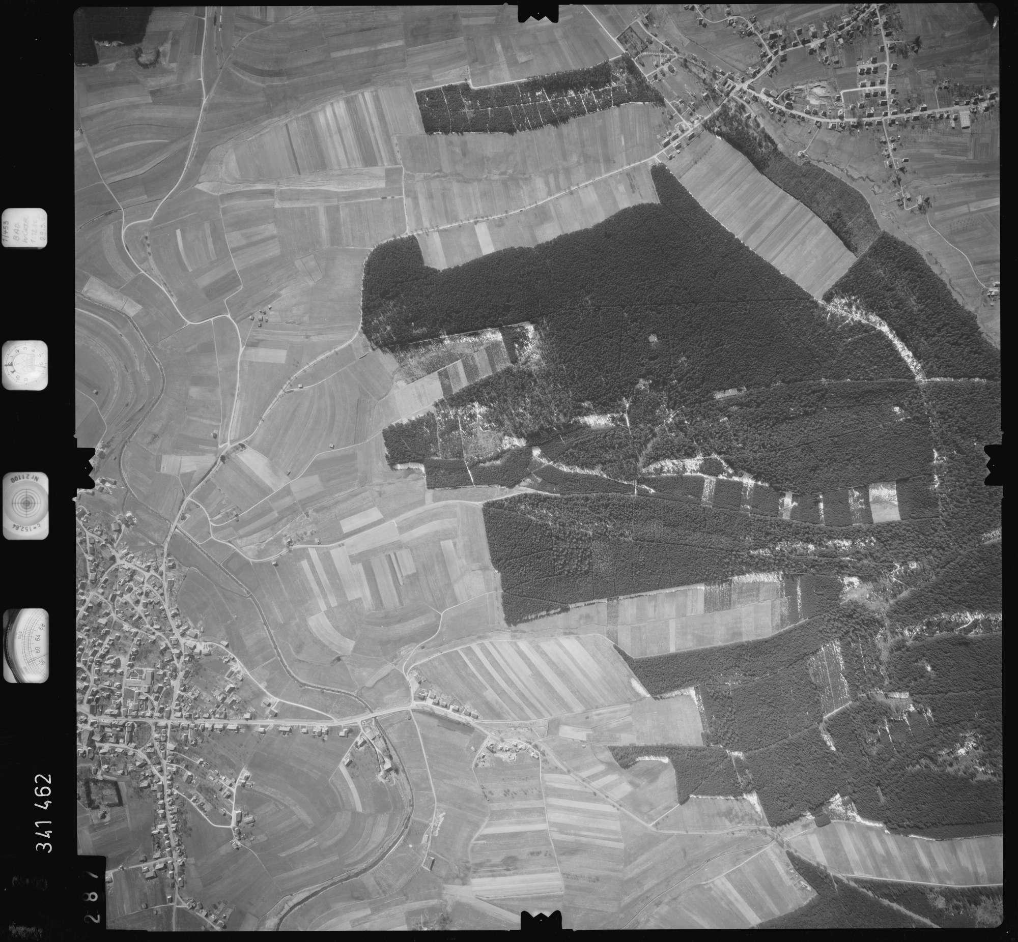 Luftbild: Film 50 Bildnr. 287, Bild 1