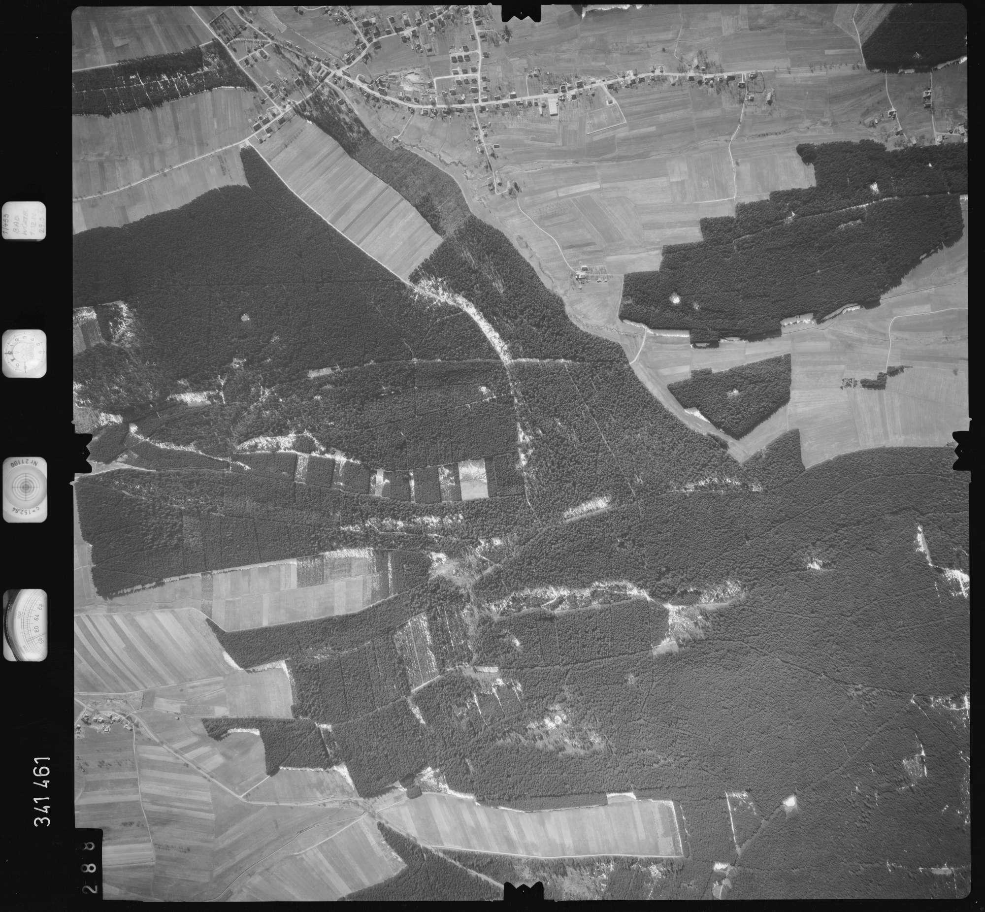Luftbild: Film 50 Bildnr. 288, Bild 1