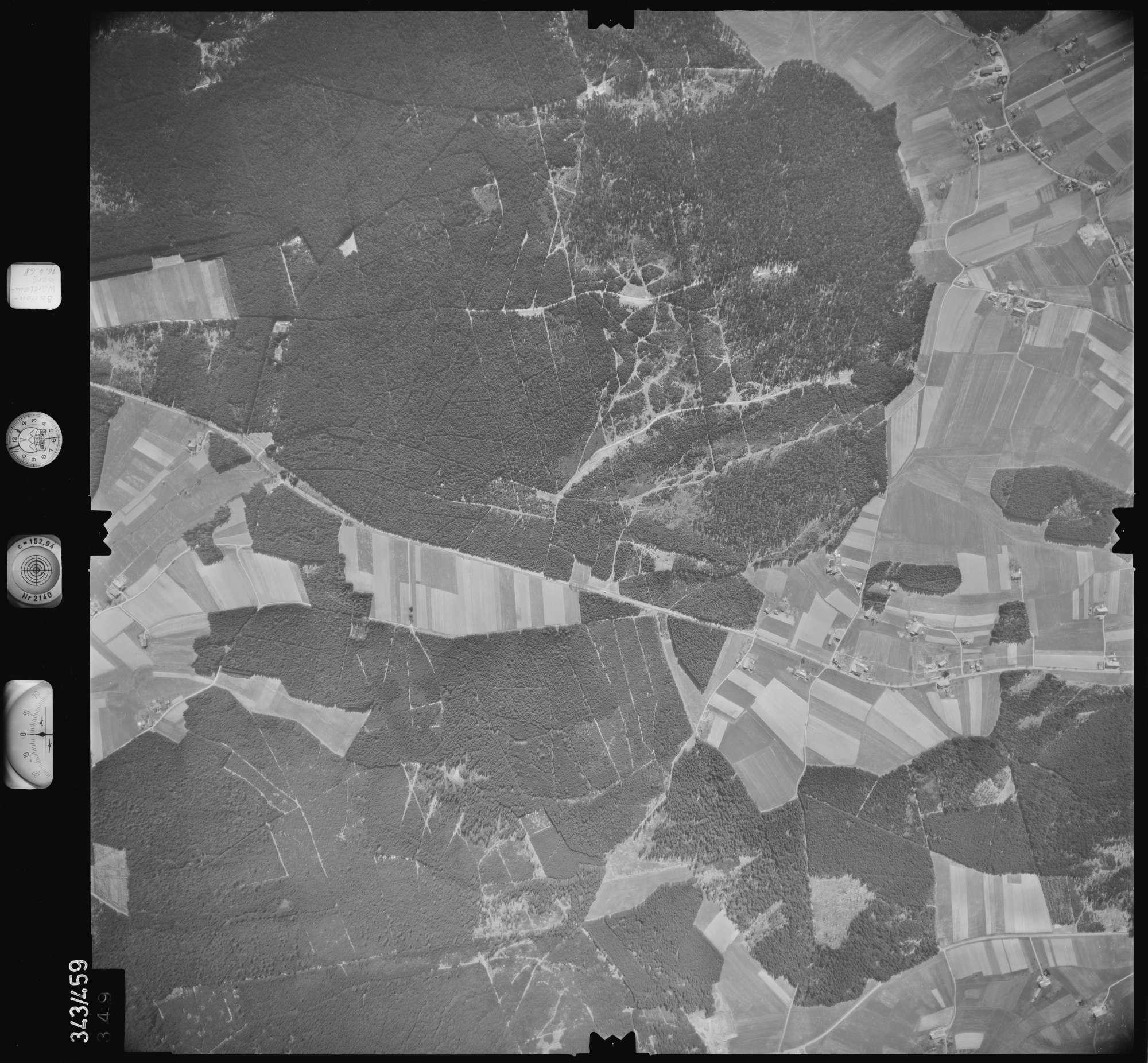 Luftbild: Film 89 Bildnr. 349, Bild 1