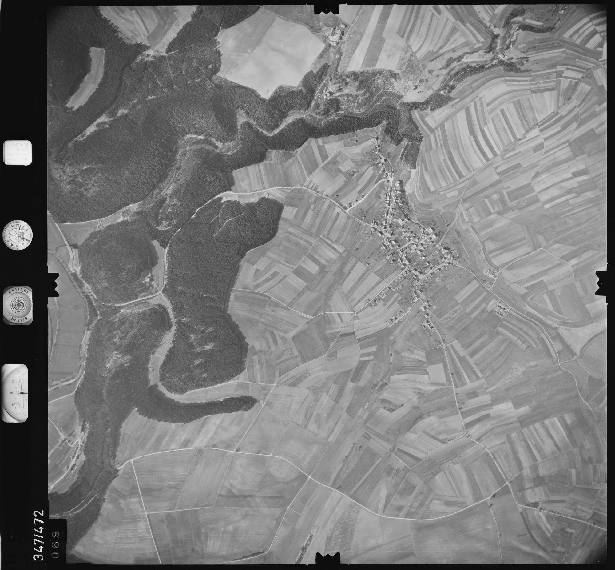 Luftbild: Film 43 Bildnr. 69, Bild 1