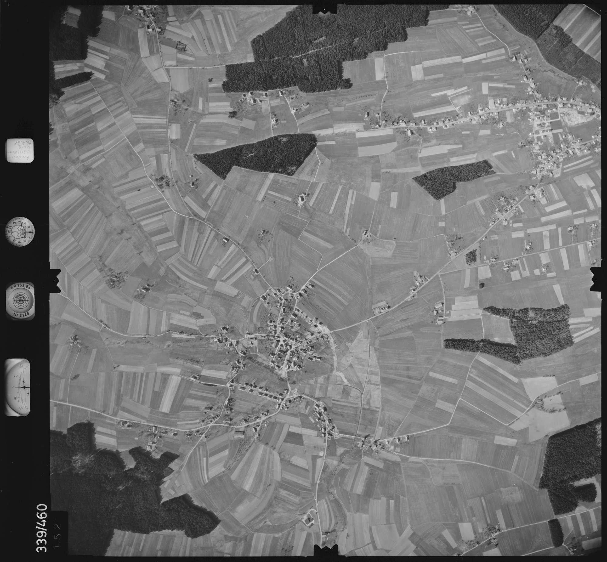 Luftbild: Film 49 Bildnr. 152, Bild 1