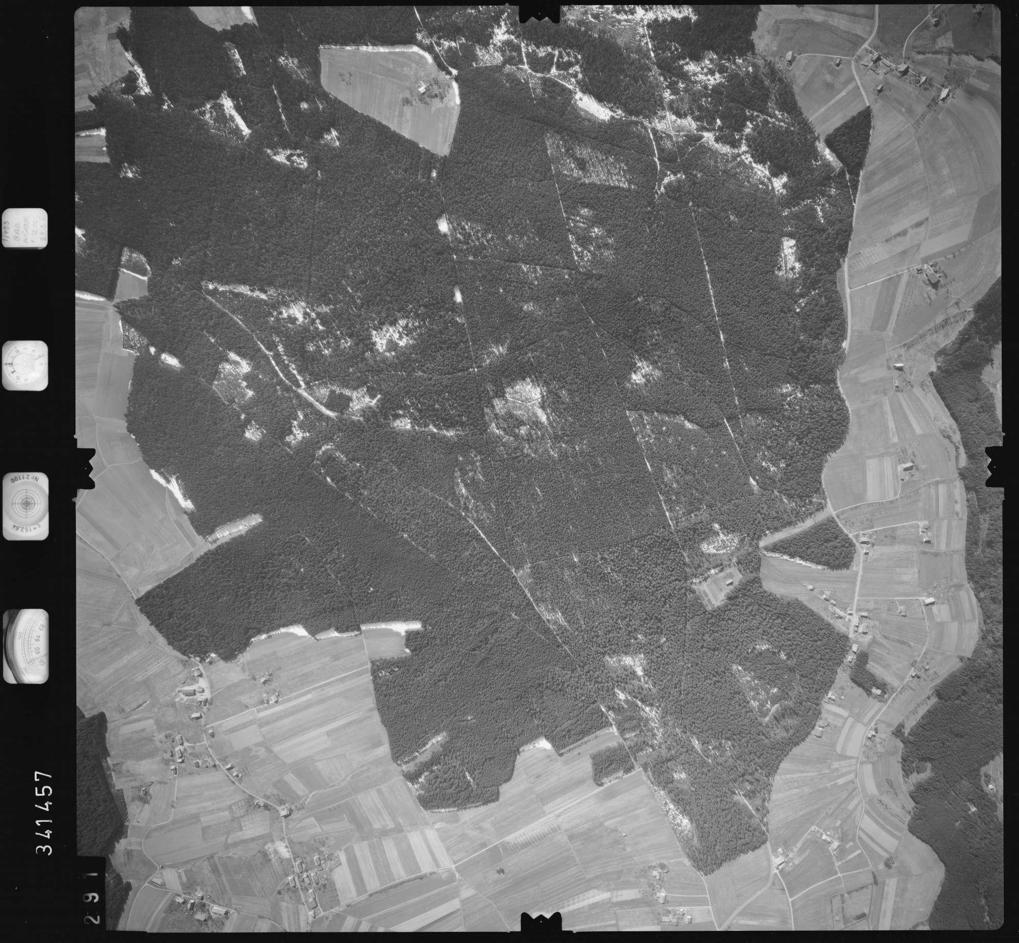 Luftbild: Film 50 Bildnr. 291, Bild 1