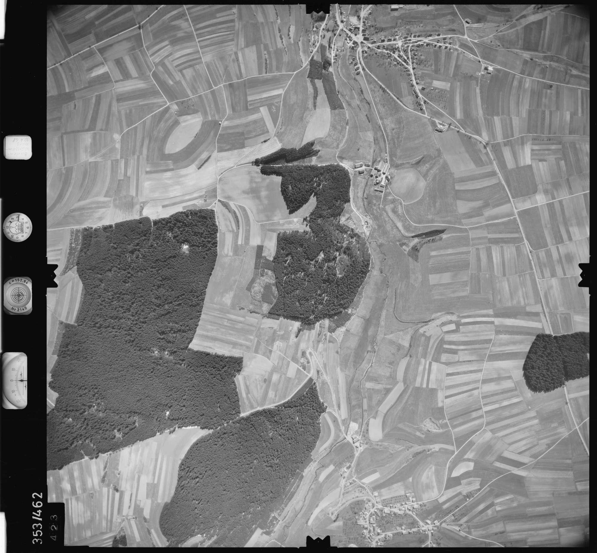Luftbild: Film 41 Bildnr. 423, Bild 1