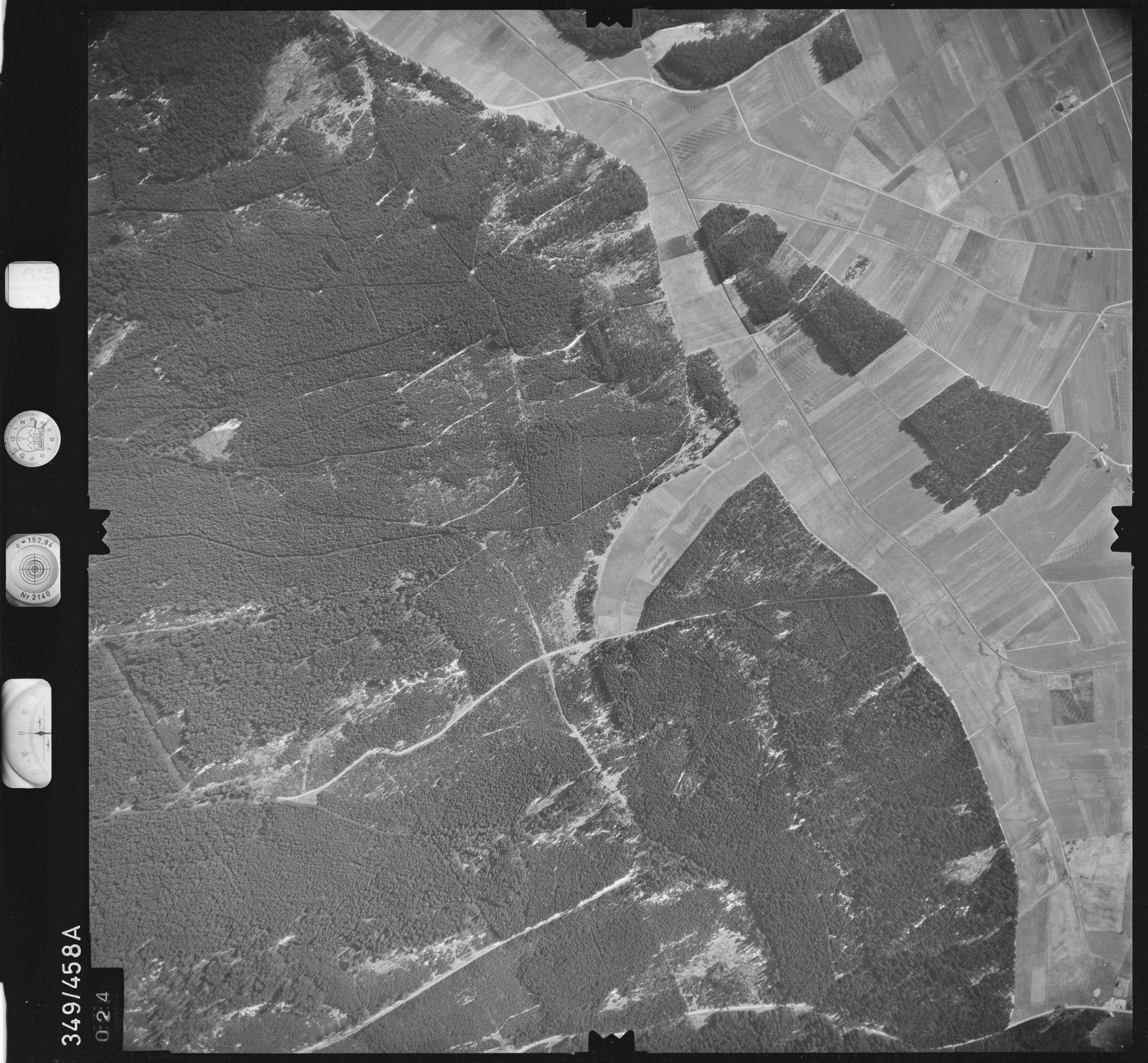 Luftbild: Film 43 Bildnr. 24, Bild 1