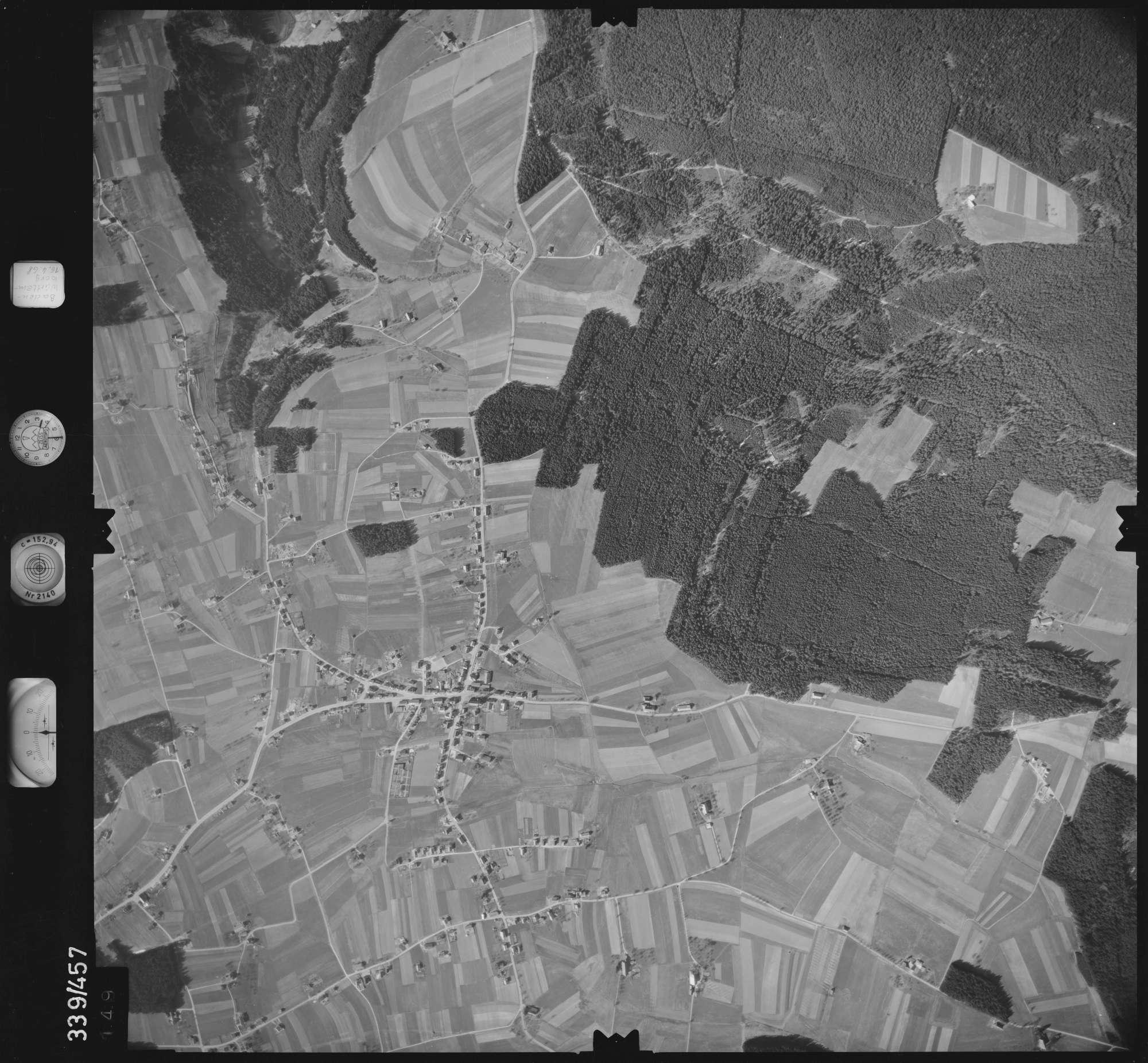 Luftbild: Film 49 Bildnr. 149, Bild 1
