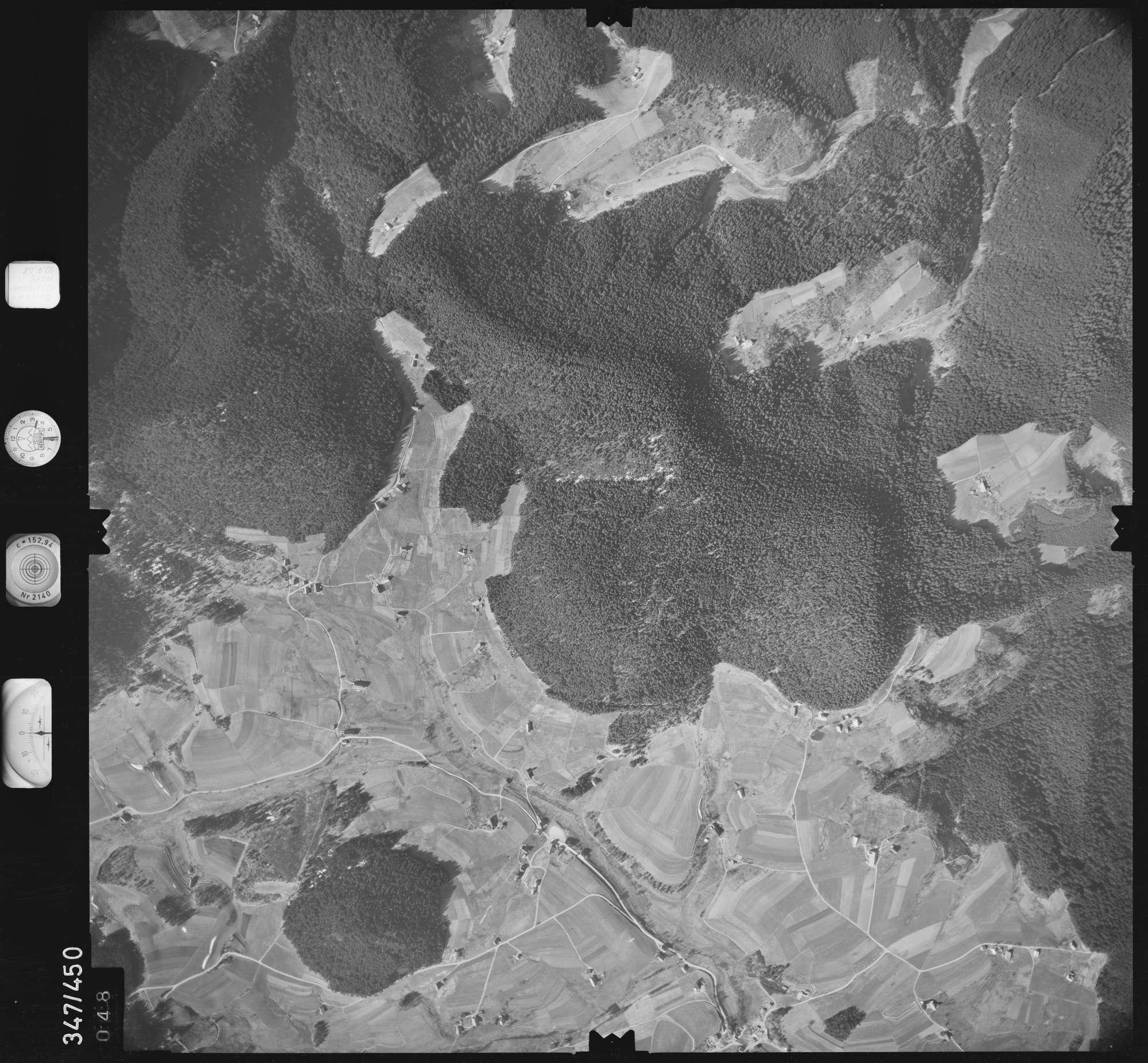 Luftbild: Film 43 Bildnr. 48, Bild 1