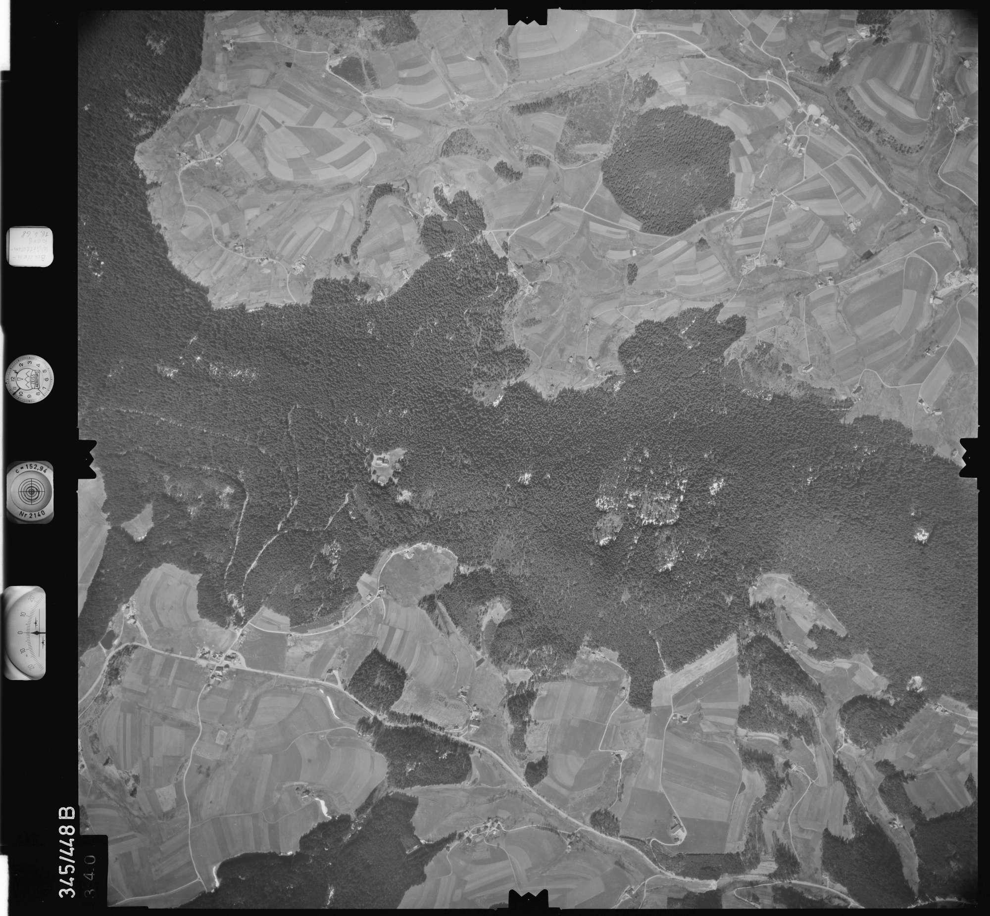 Luftbild: Film 89 Bildnr. 340, Bild 1