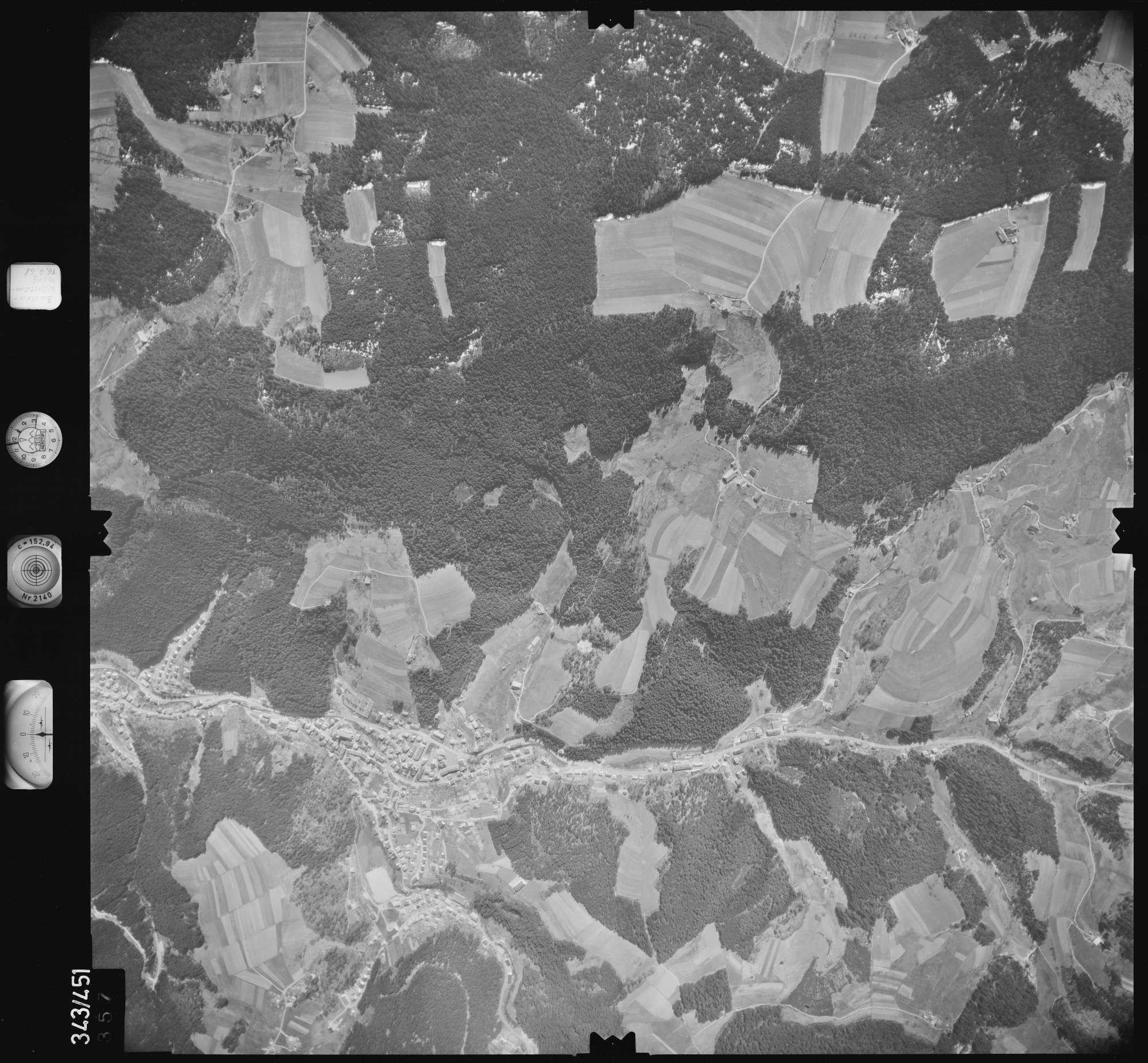 Luftbild: Film 89 Bildnr. 357, Bild 1