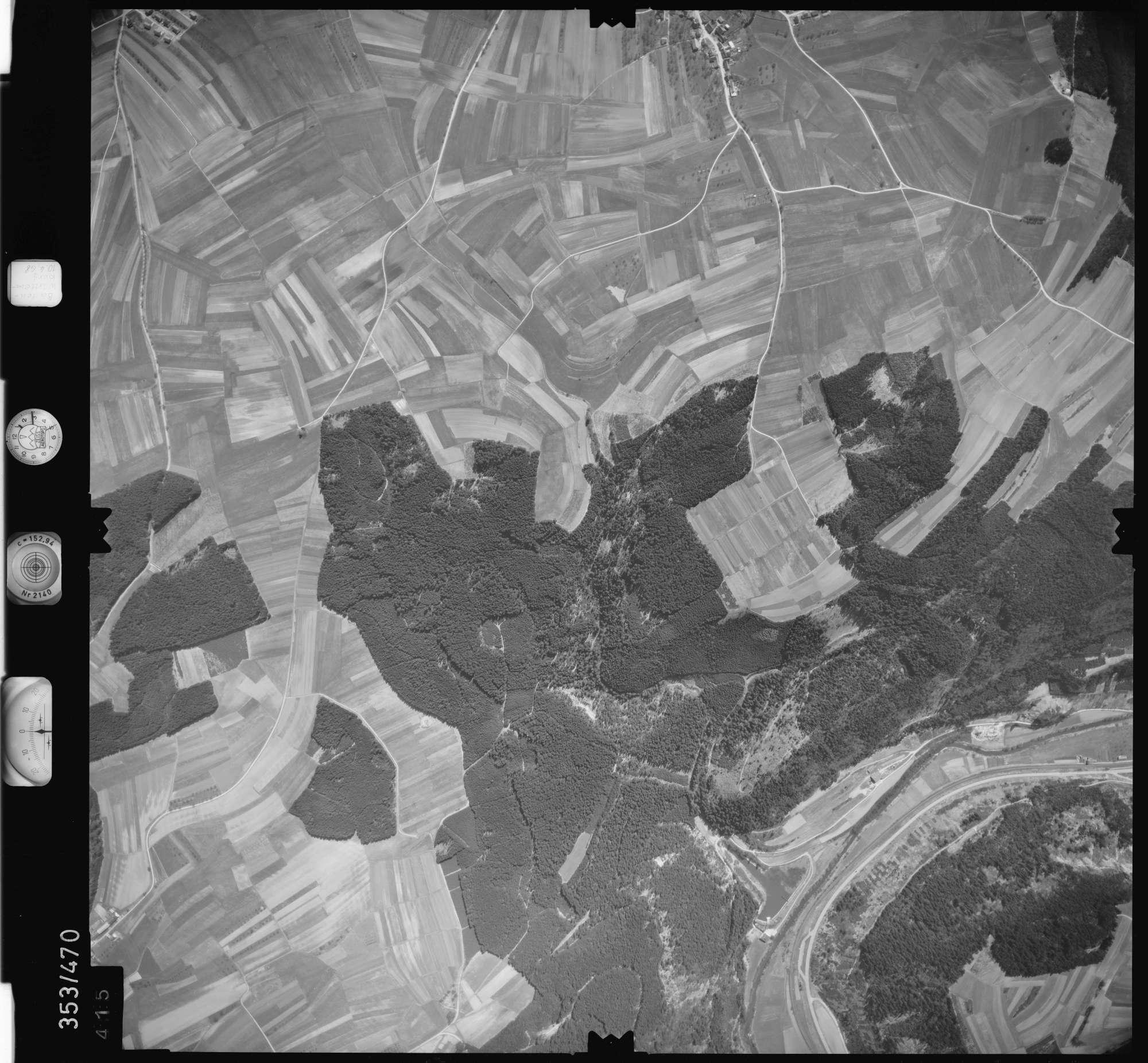 Luftbild: Film 41 Bildnr. 415, Bild 1