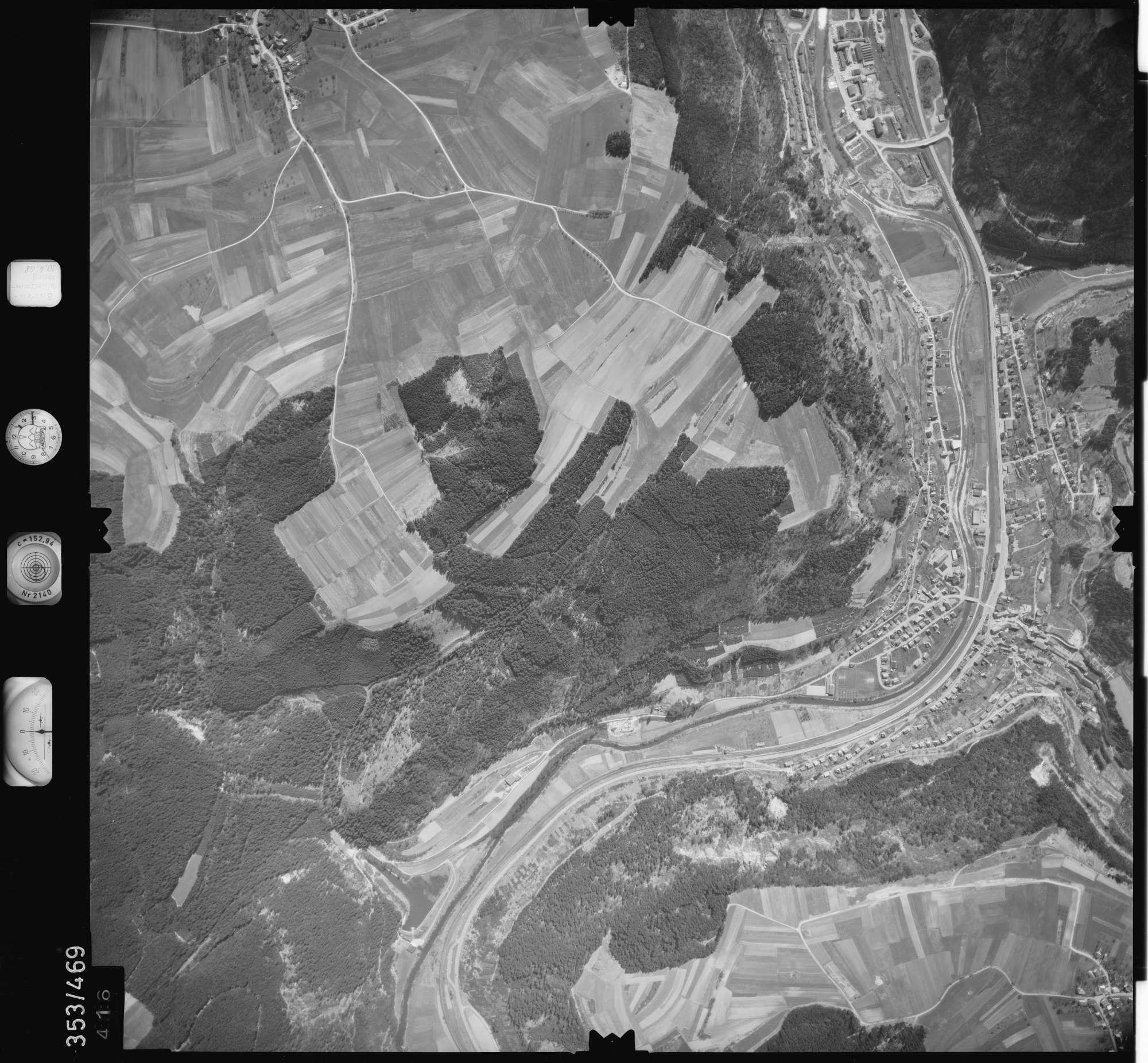 Luftbild: Film 41 Bildnr. 416, Bild 1