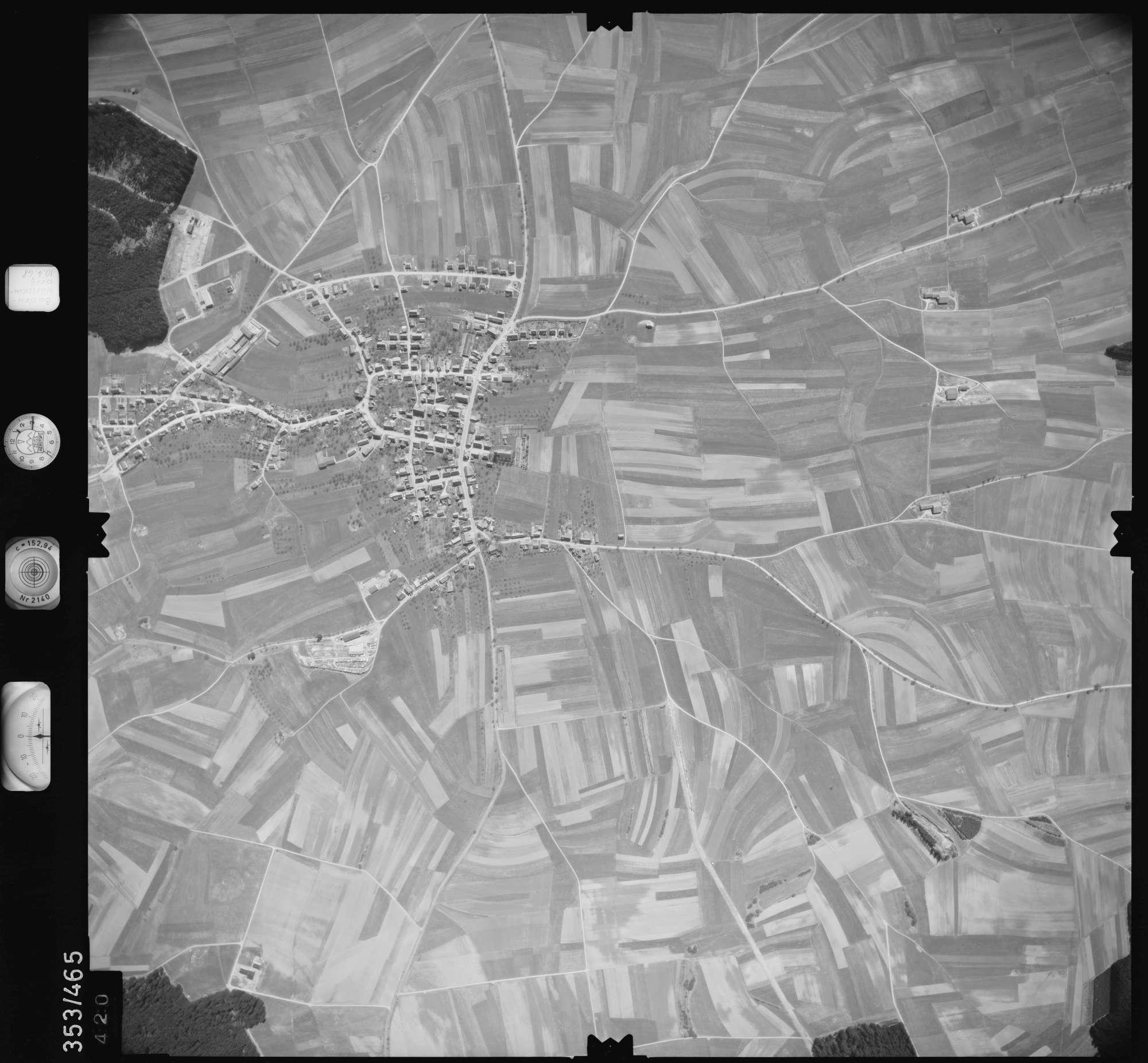 Luftbild: Film 41 Bildnr. 420, Bild 1