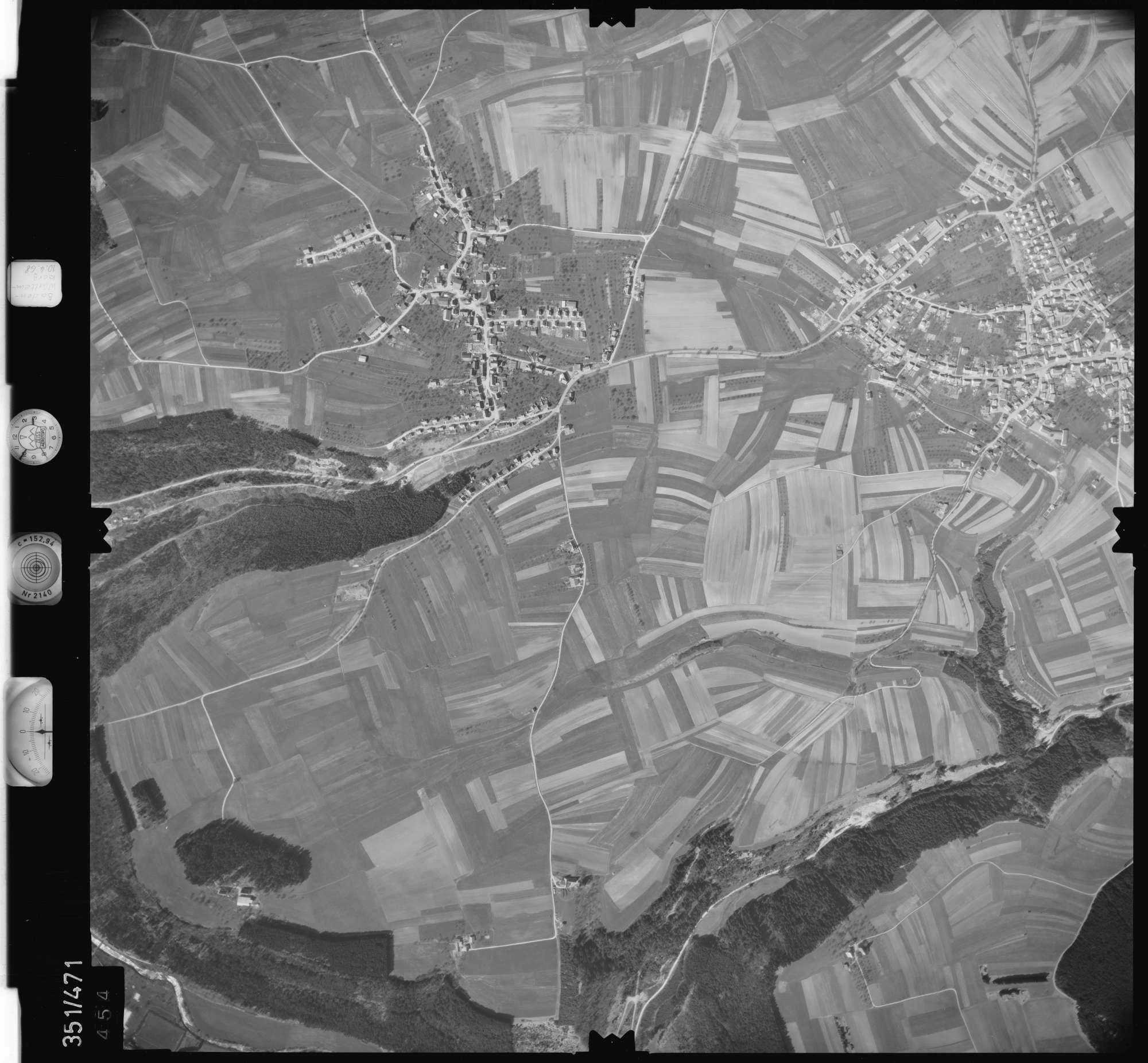 Luftbild: Film 41 Bildnr. 454, Bild 1