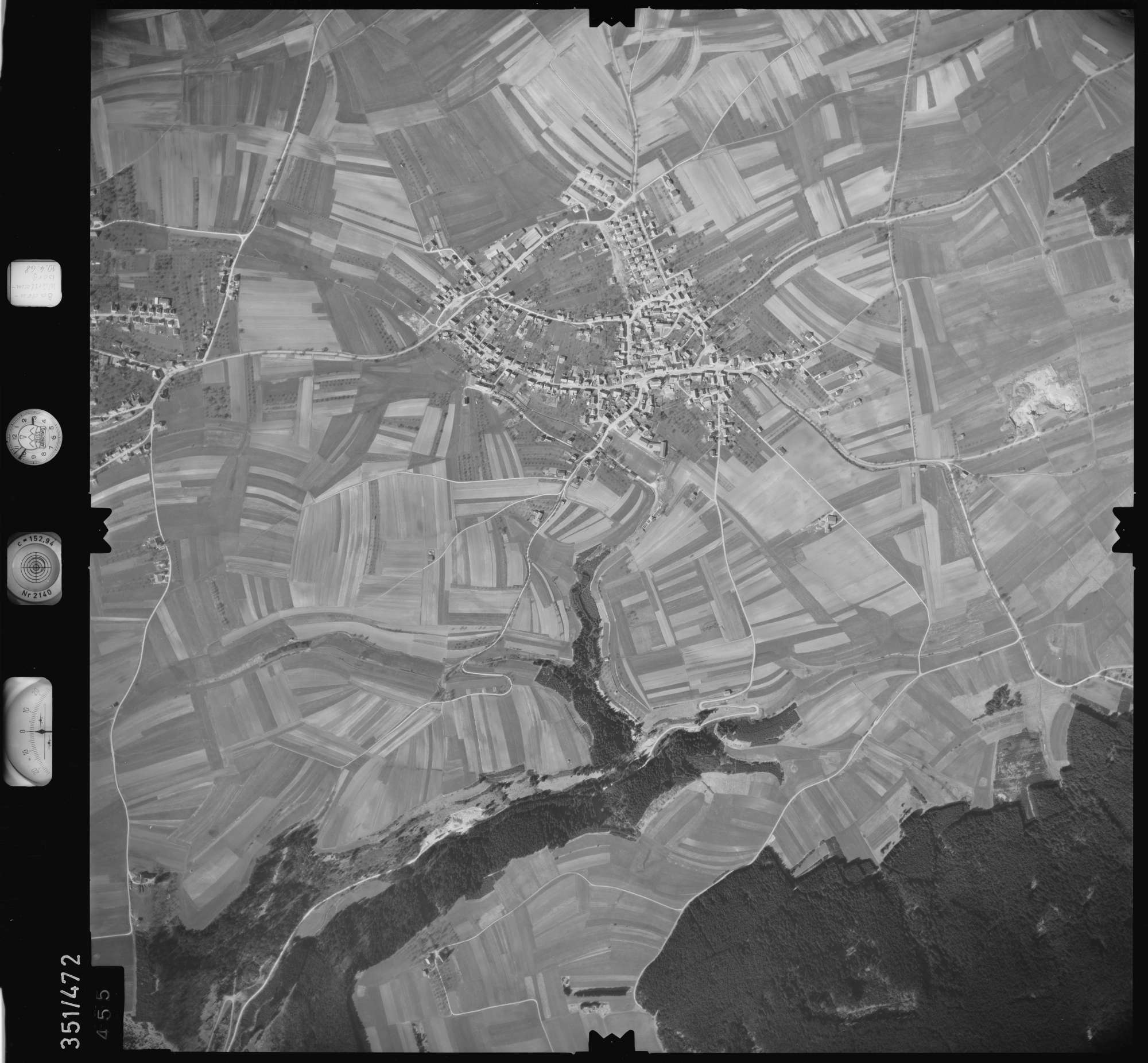 Luftbild: Film 41 Bildnr. 455, Bild 1