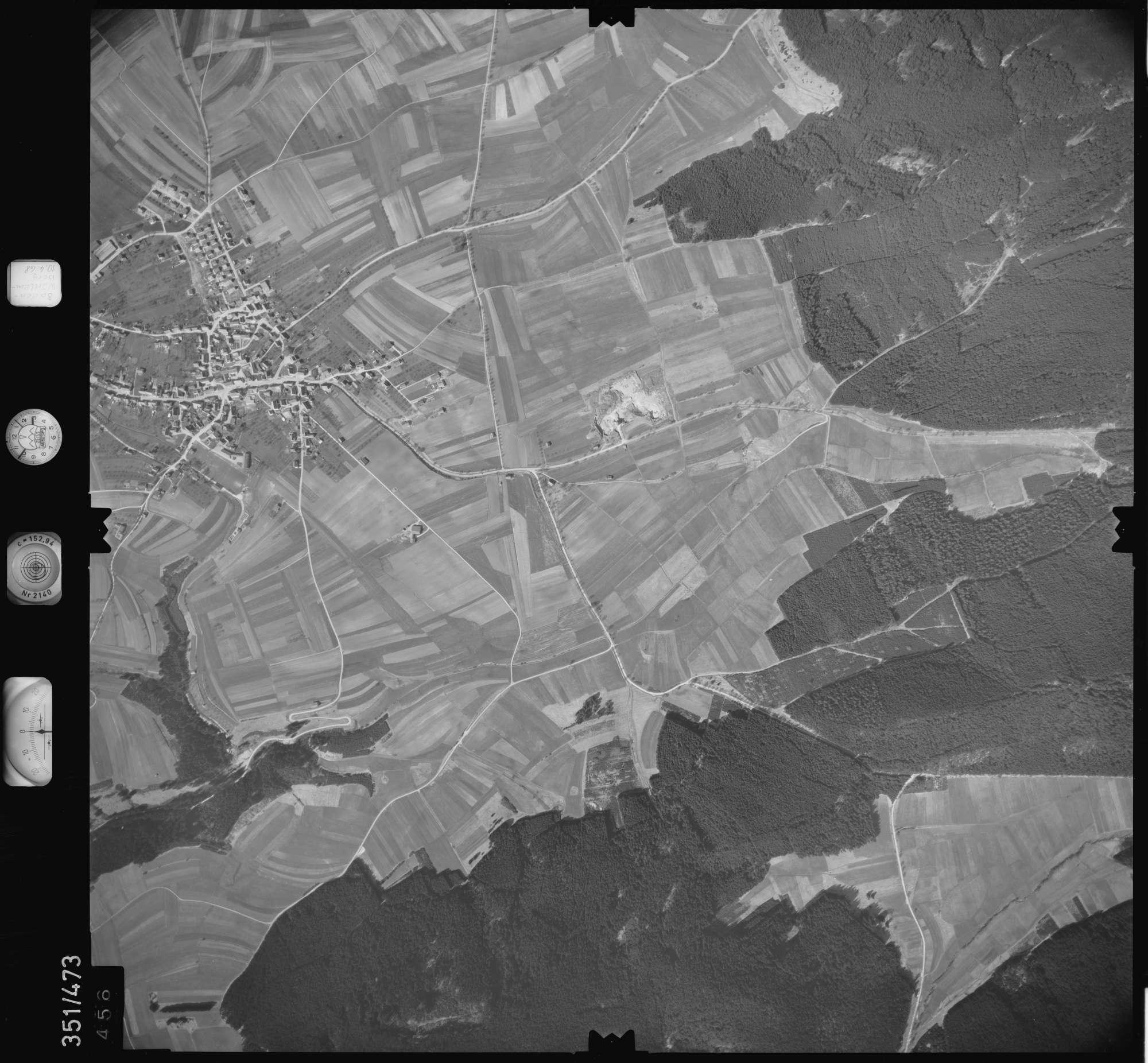 Luftbild: Film 41 Bildnr. 456, Bild 1