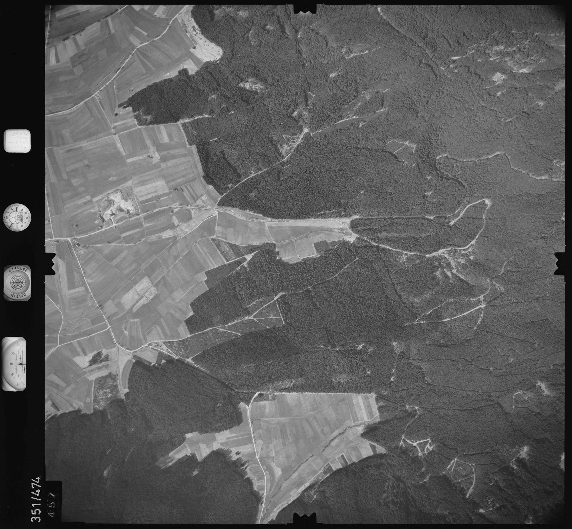 Luftbild: Film 41 Bildnr. 457, Bild 1